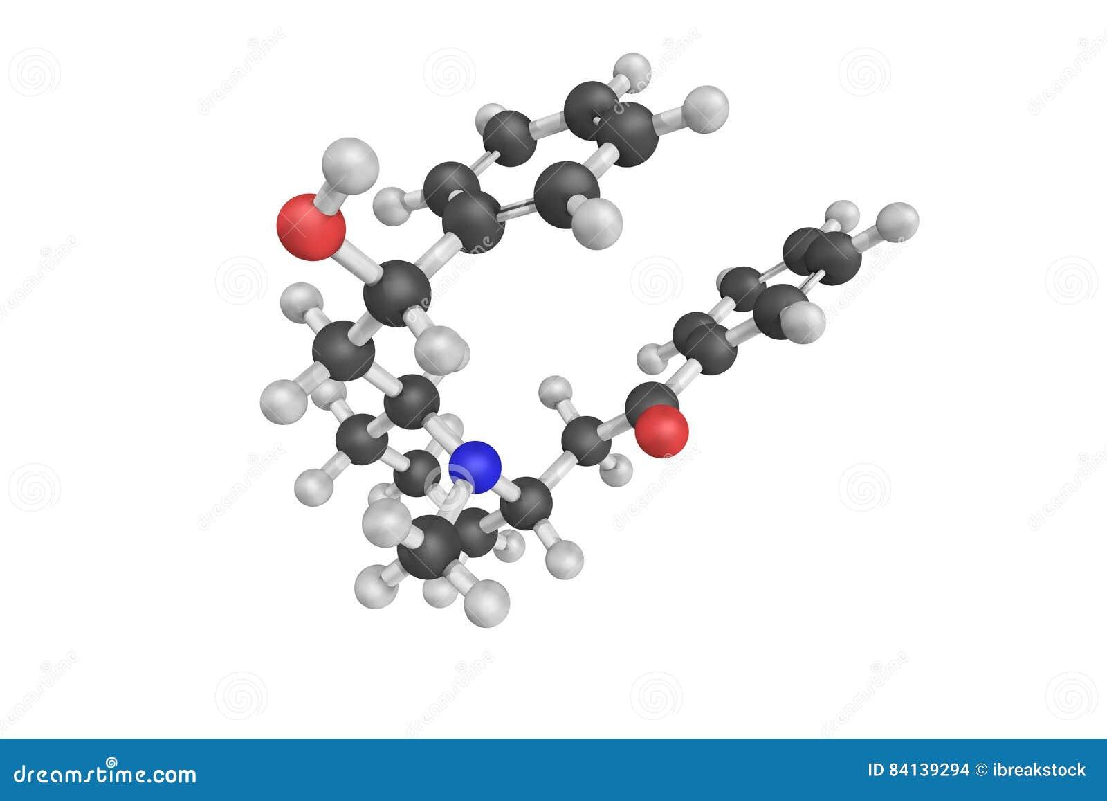 Lobeline est un alcaloïde trouvé dans le tabac indien, Toba du diable