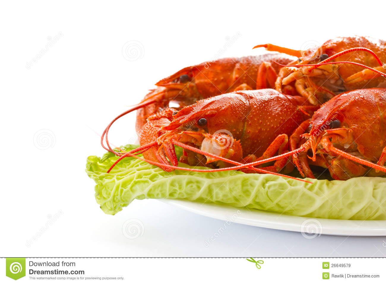 Lobster Royalty Free Stock Images - Image: 26649579