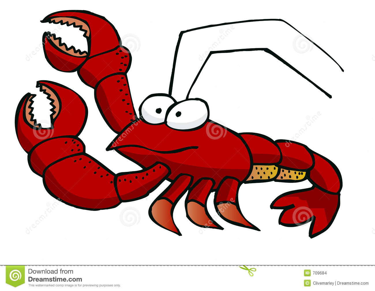 Lobster Stock Images - Image: 709684