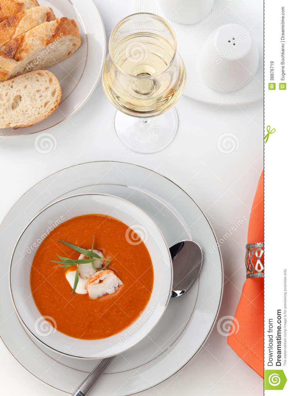 Lobster Tail Bisque | Lobster House
