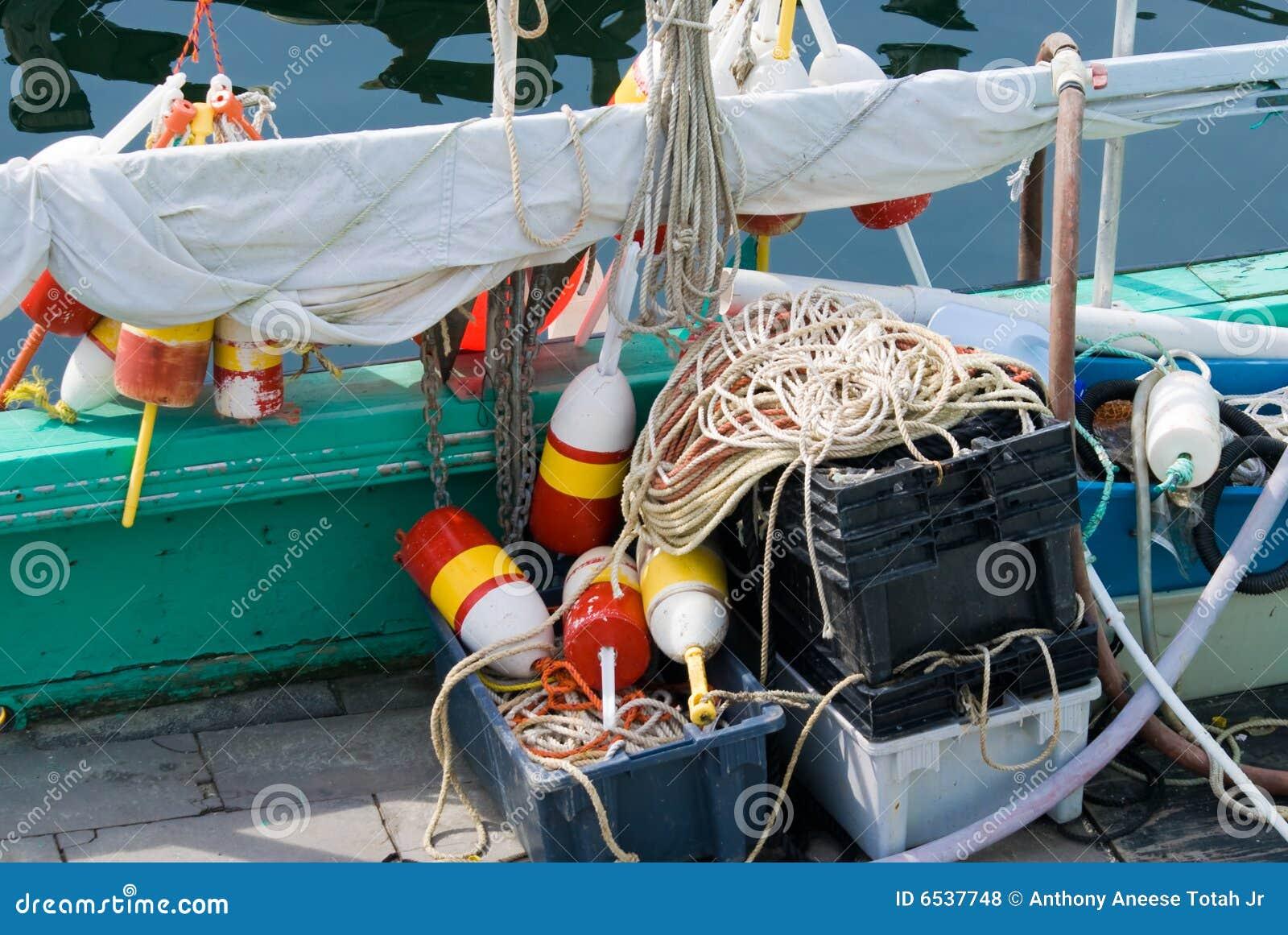 lobster fishing gear