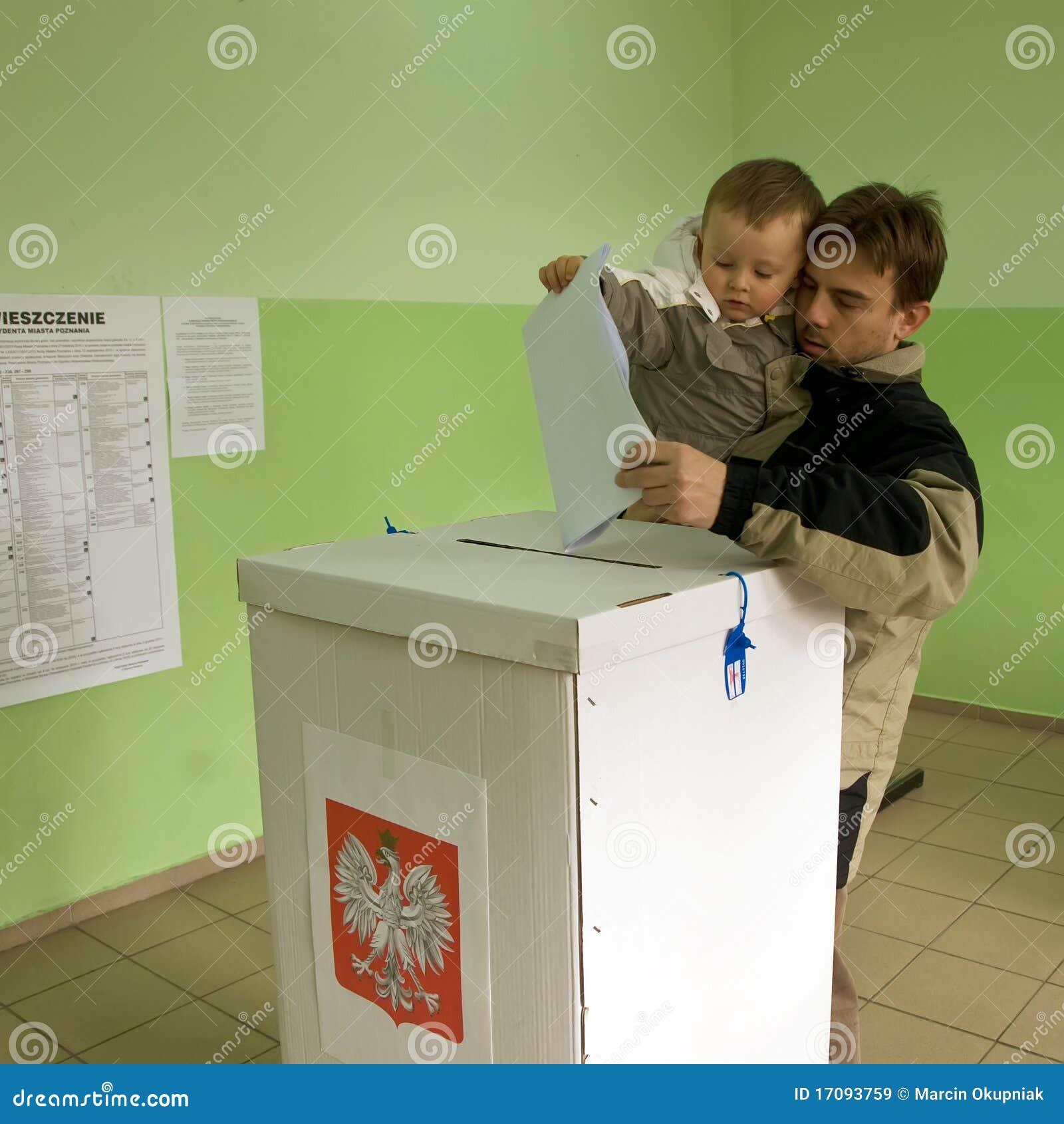 Local Польша избраний