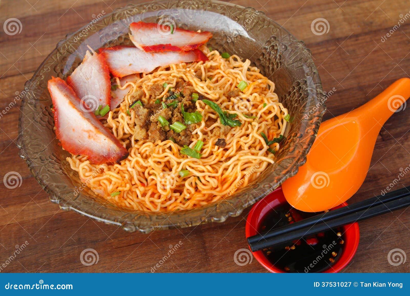 Local cuisine kolo mee in kuching sarawak malaysia stock for X cuisine miri