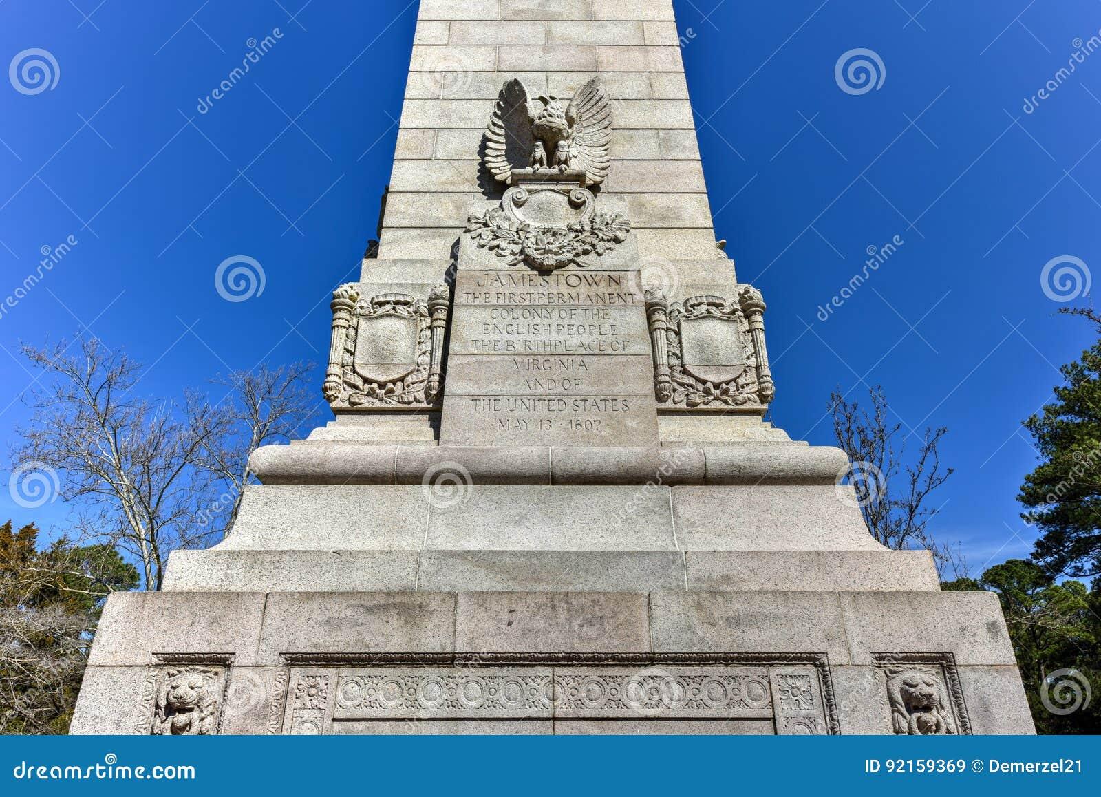 Local histórico nacional de Jamestown