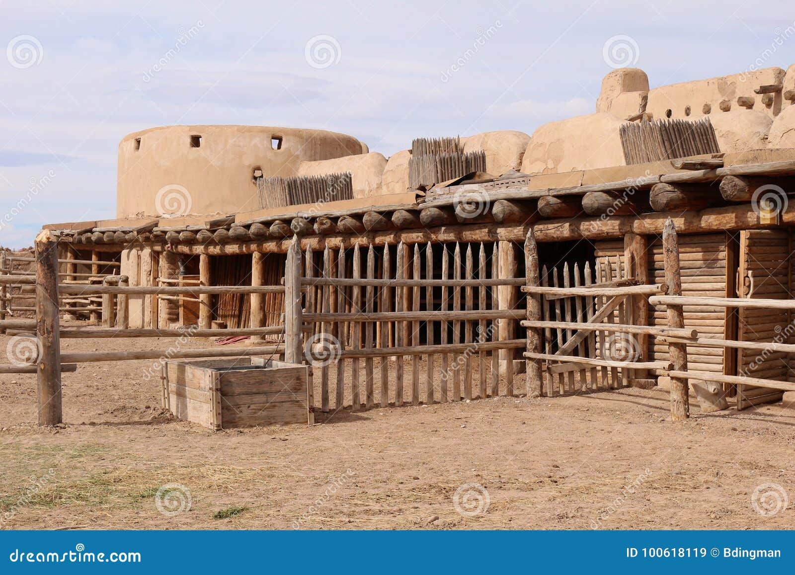 Local histórico nacional do forte velho curvado do ` s