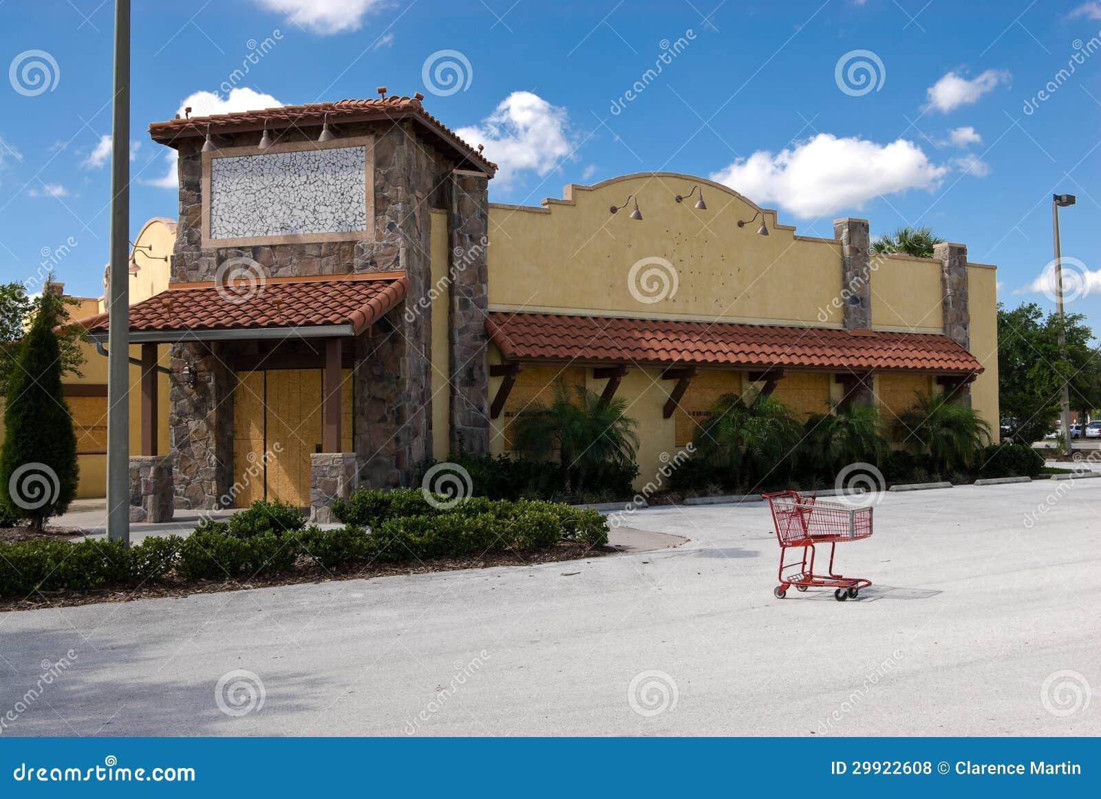 Recession - Restaurant