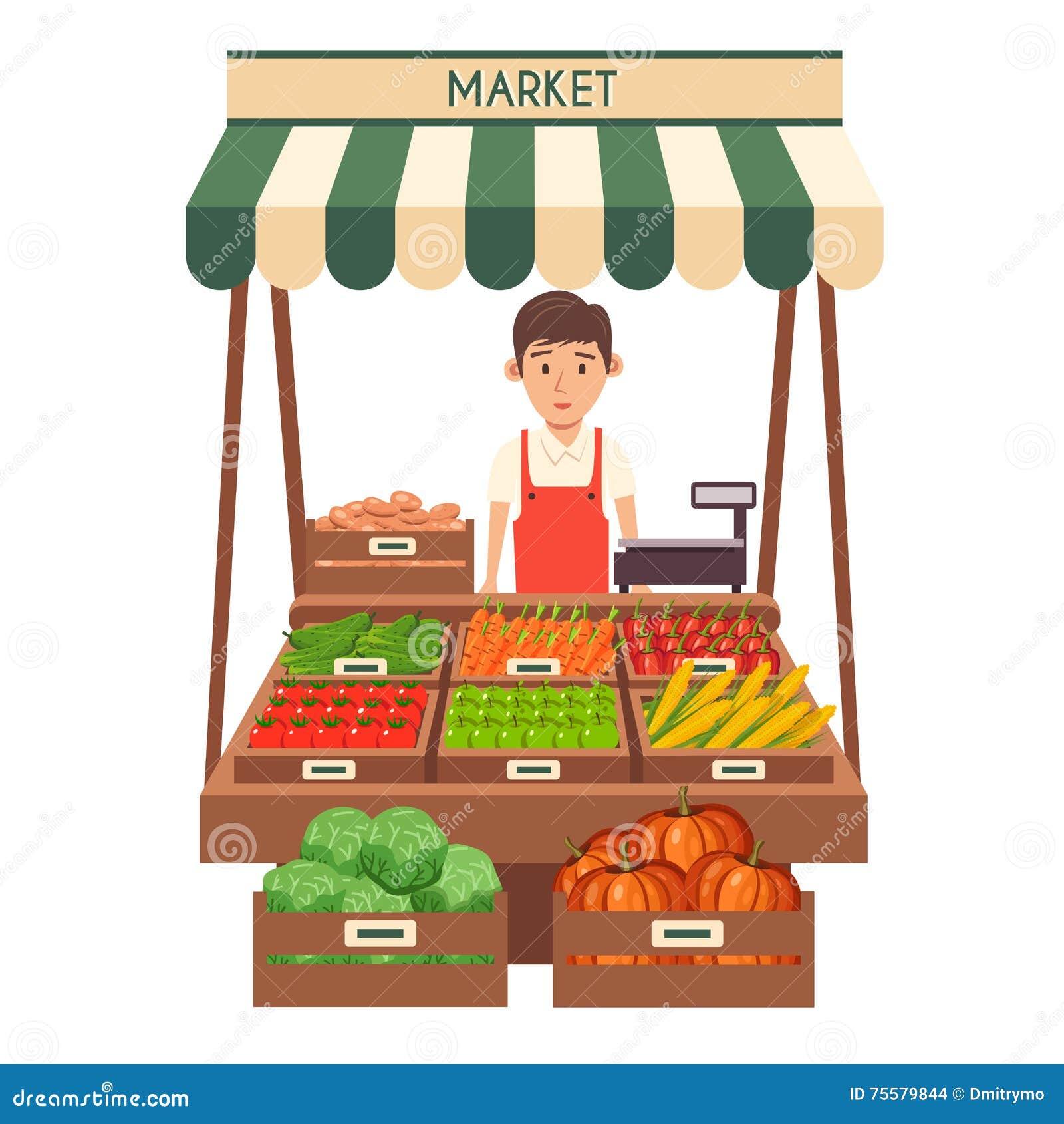 Farmers Market Kid Food