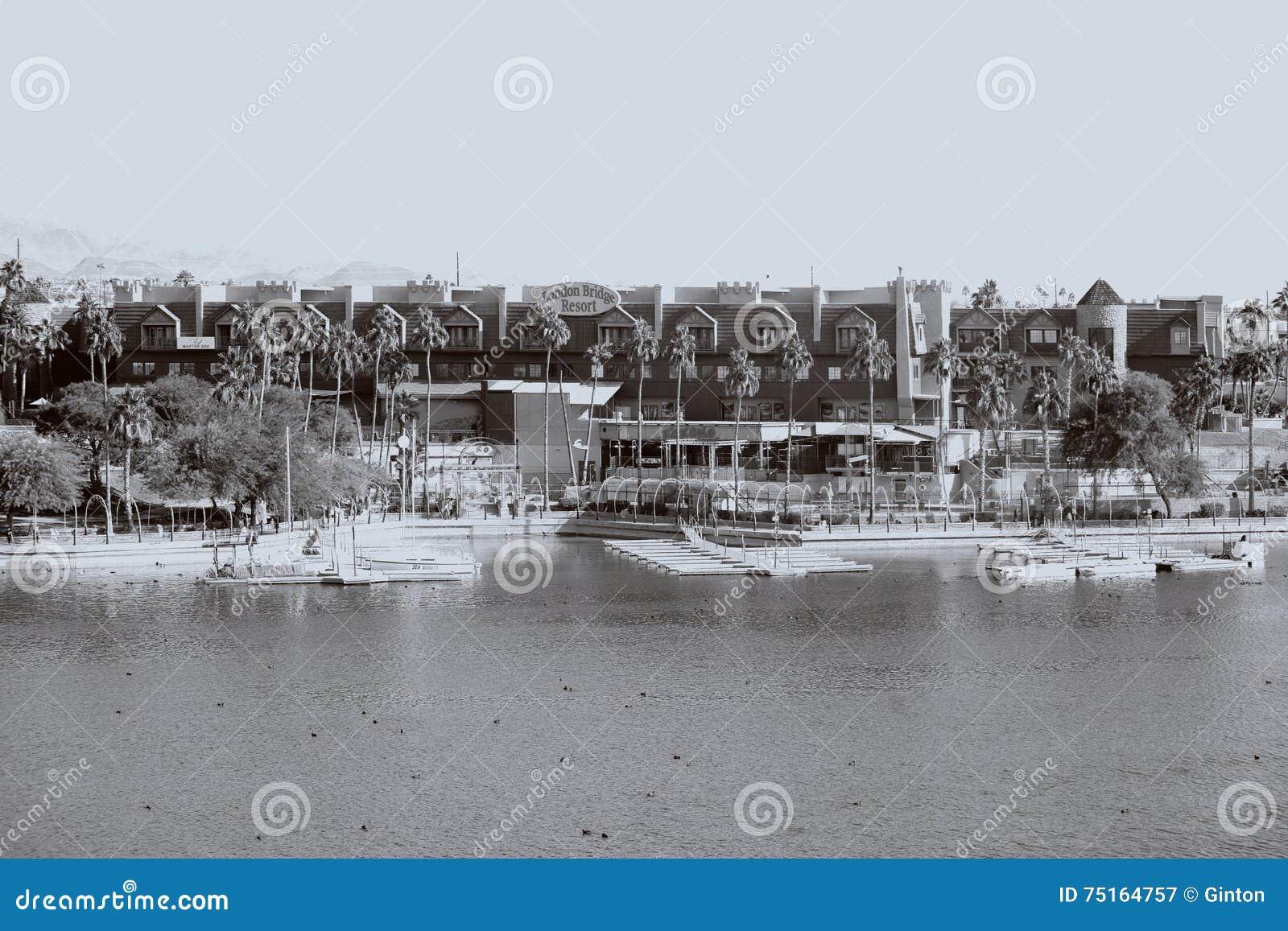 Località Di Soggiorno Del Ponte Di Londra Fotografia Editoriale ...