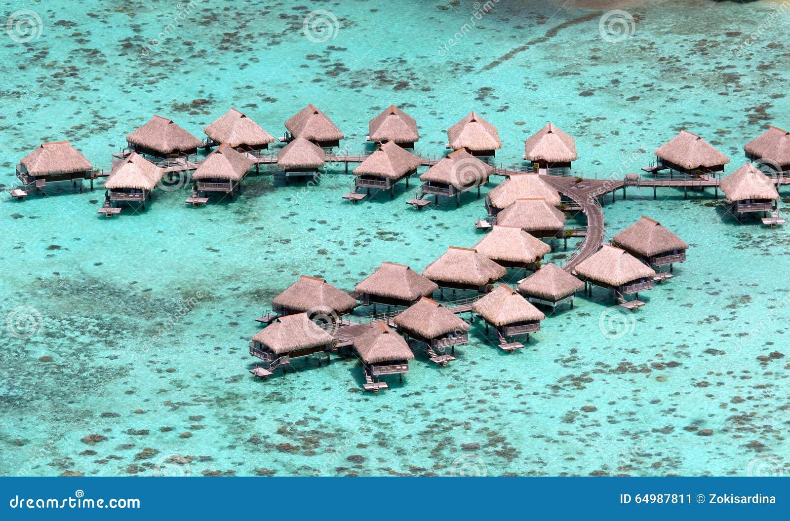 Località di soggiorno di lusso di bora di Bora