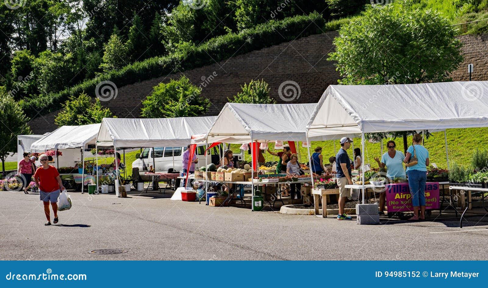 Localmente mercado dos fazendeiros