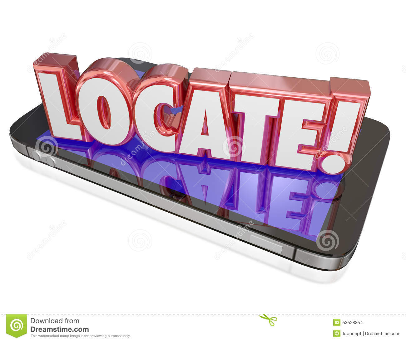 Location Device  Letters