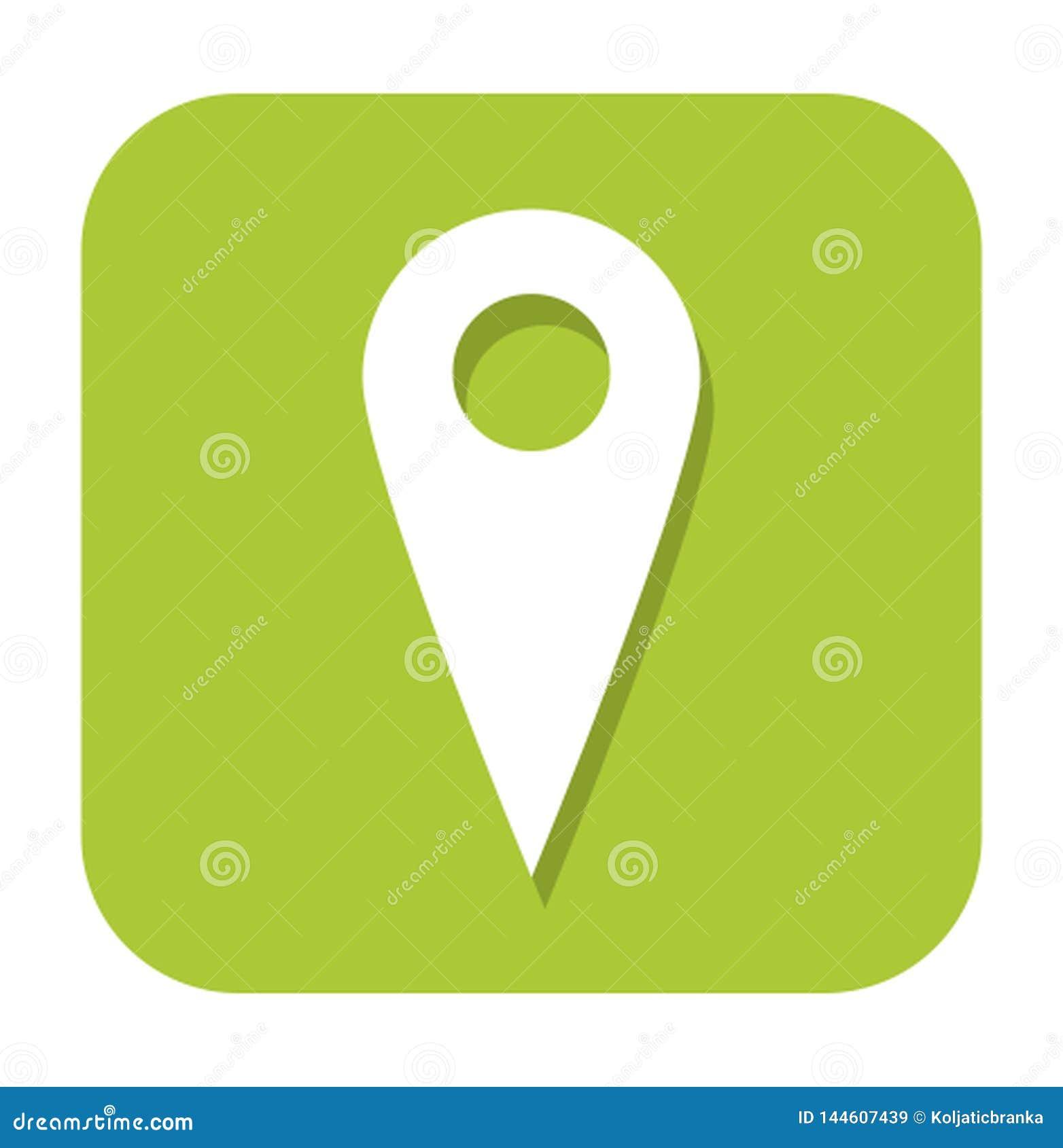 Location Icon Vector Graphic