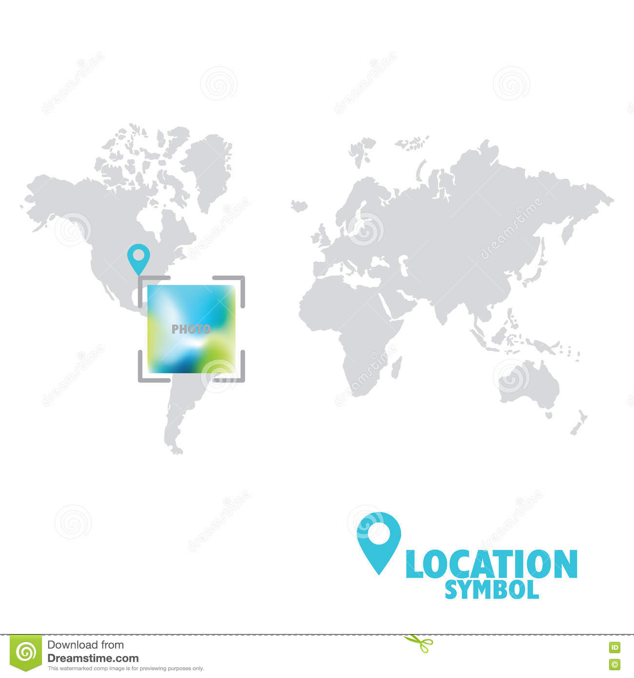 Location symbol map pointer gps location icon world map stock download comp gumiabroncs Image collections