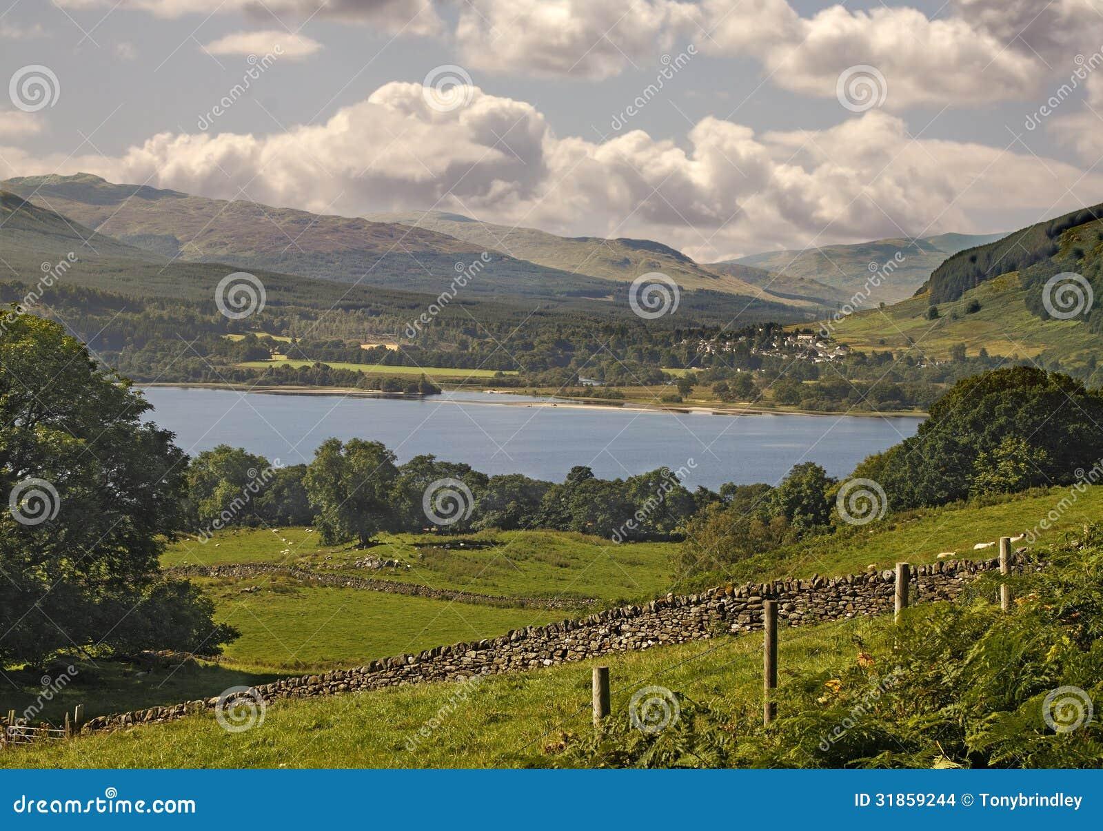 Loch Tay dans Perthshire