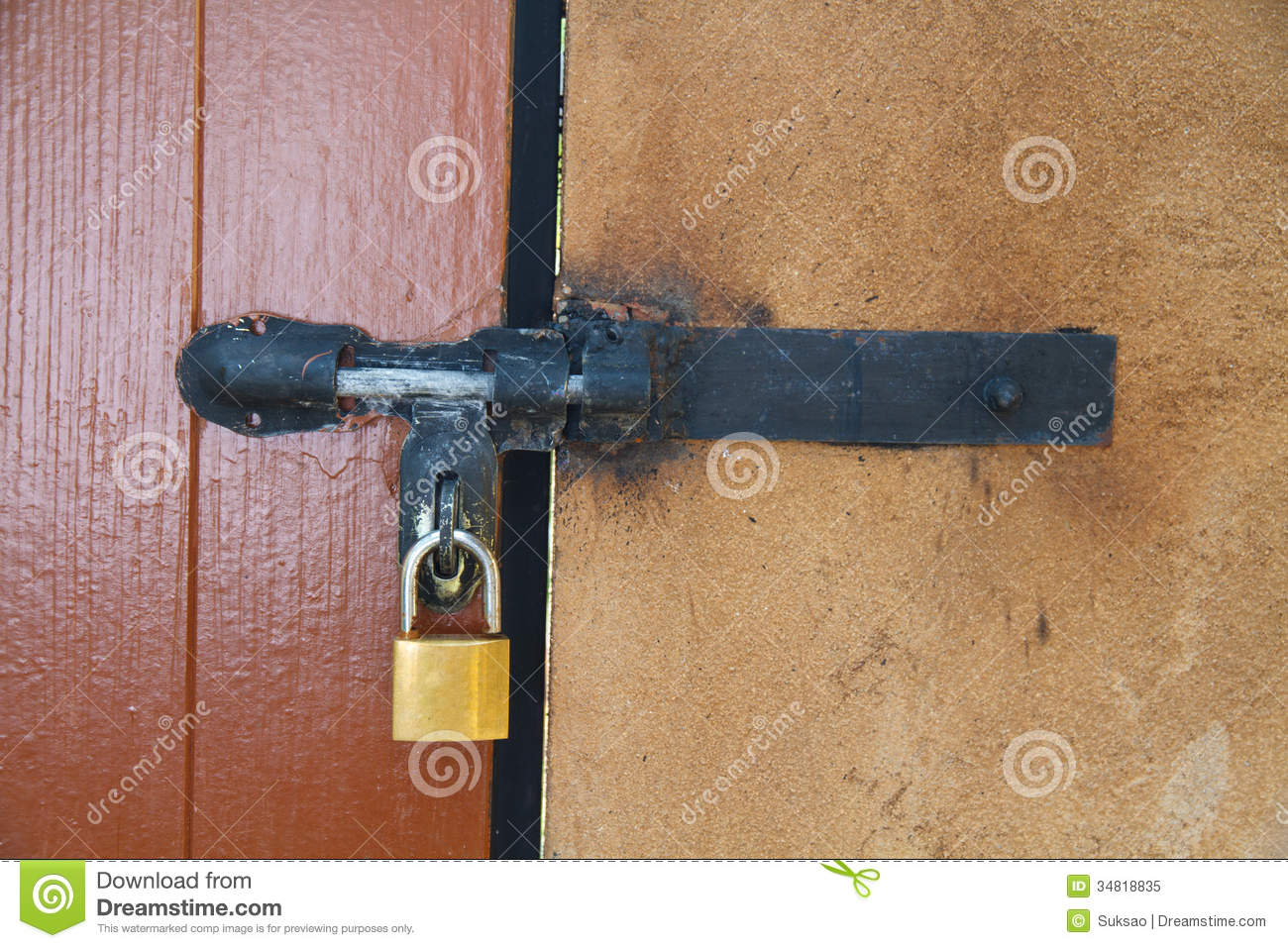 Lock Door Lock The Door Nongzico