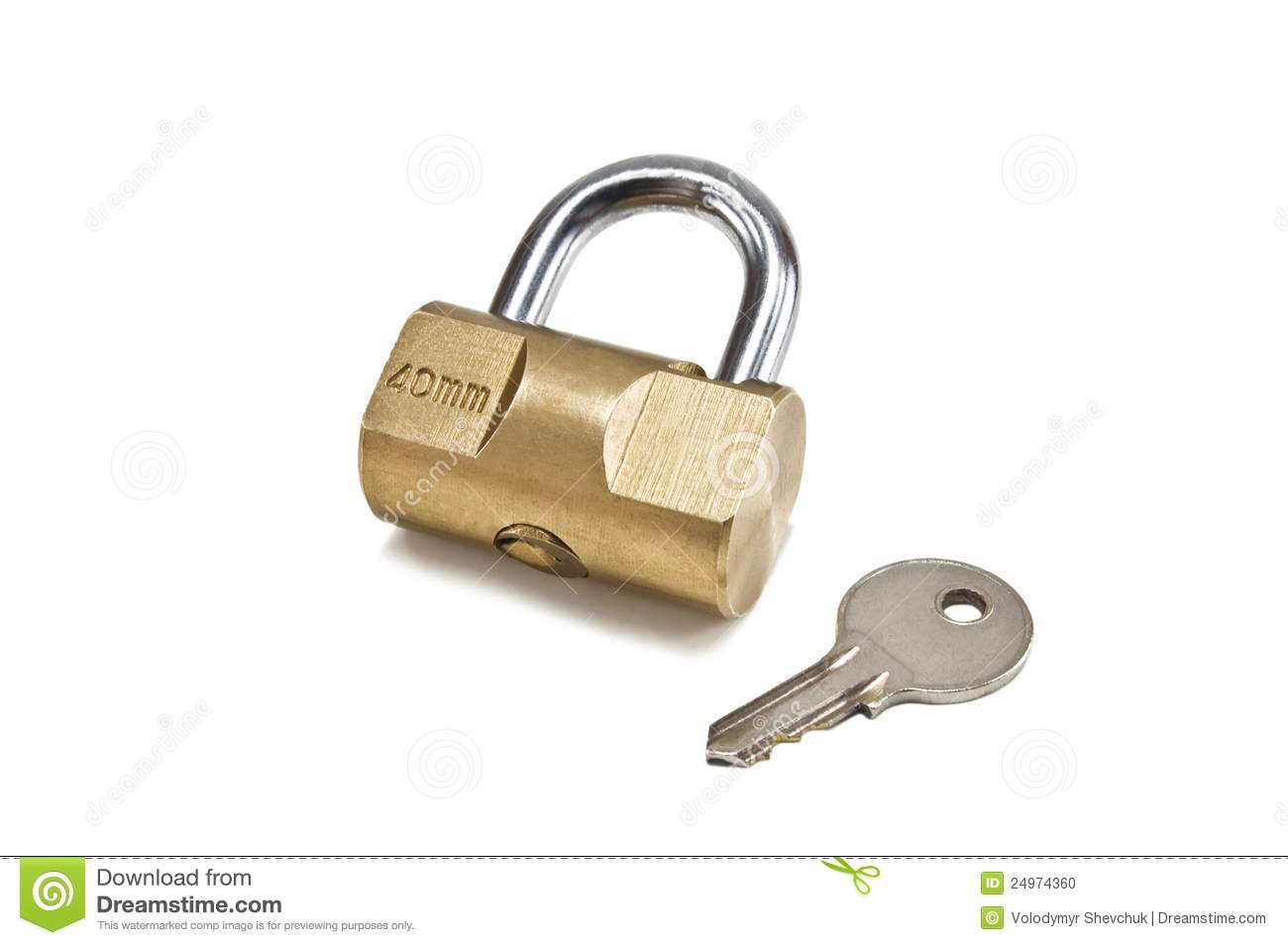 Area Lock and Key