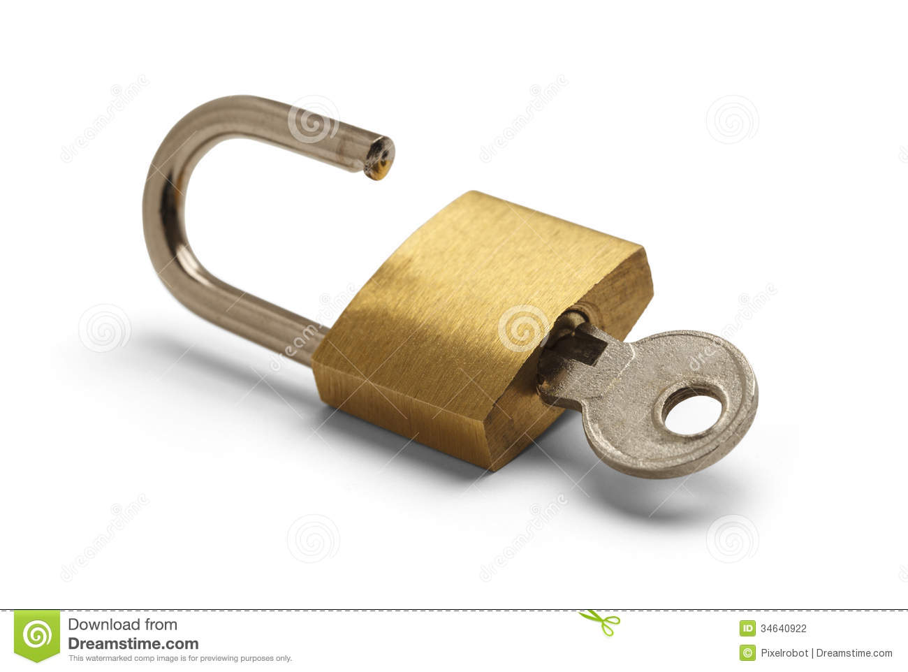 lock and key stock photo image of background check 34640922