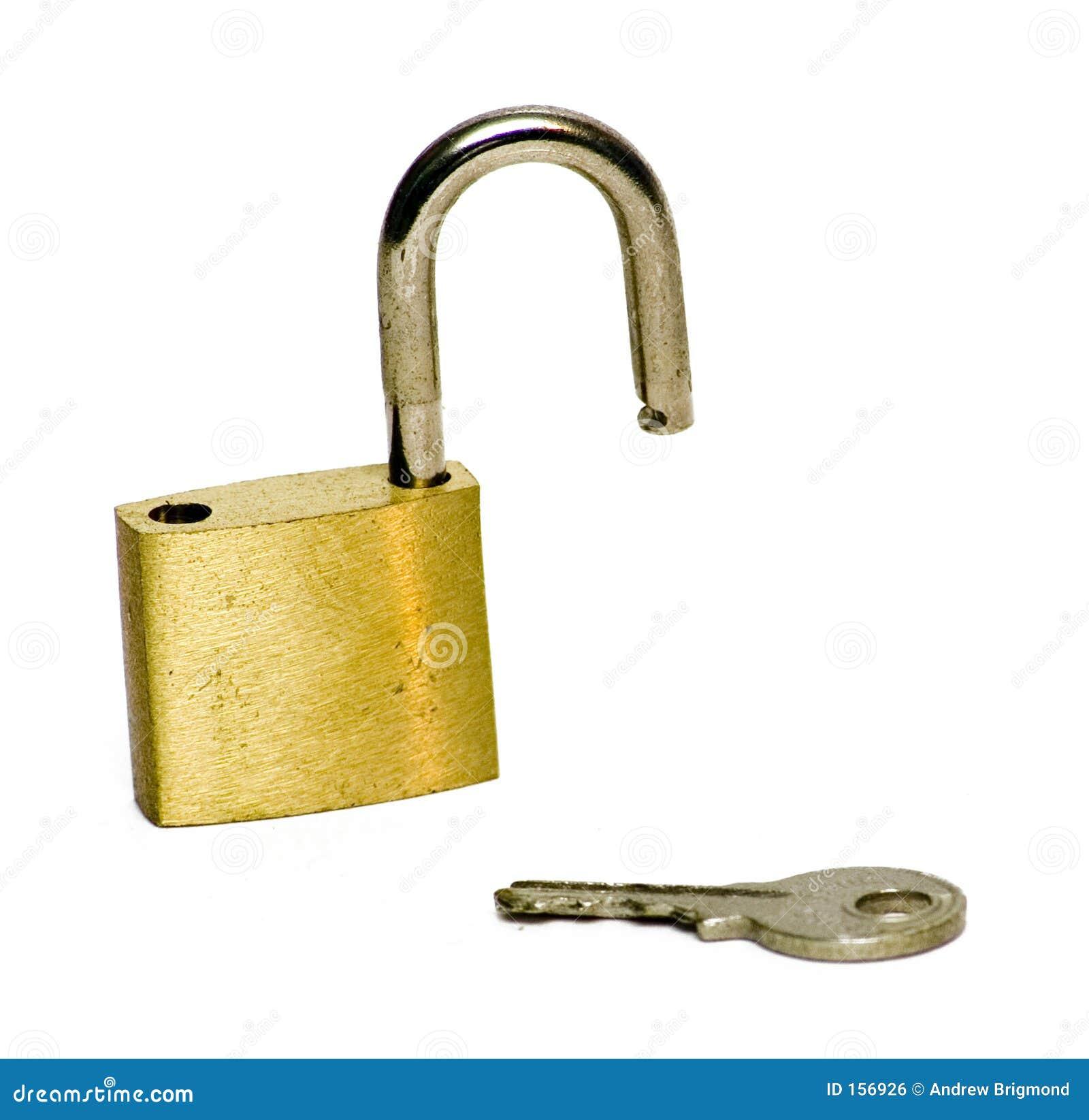 Lock and Key (Unlocked)