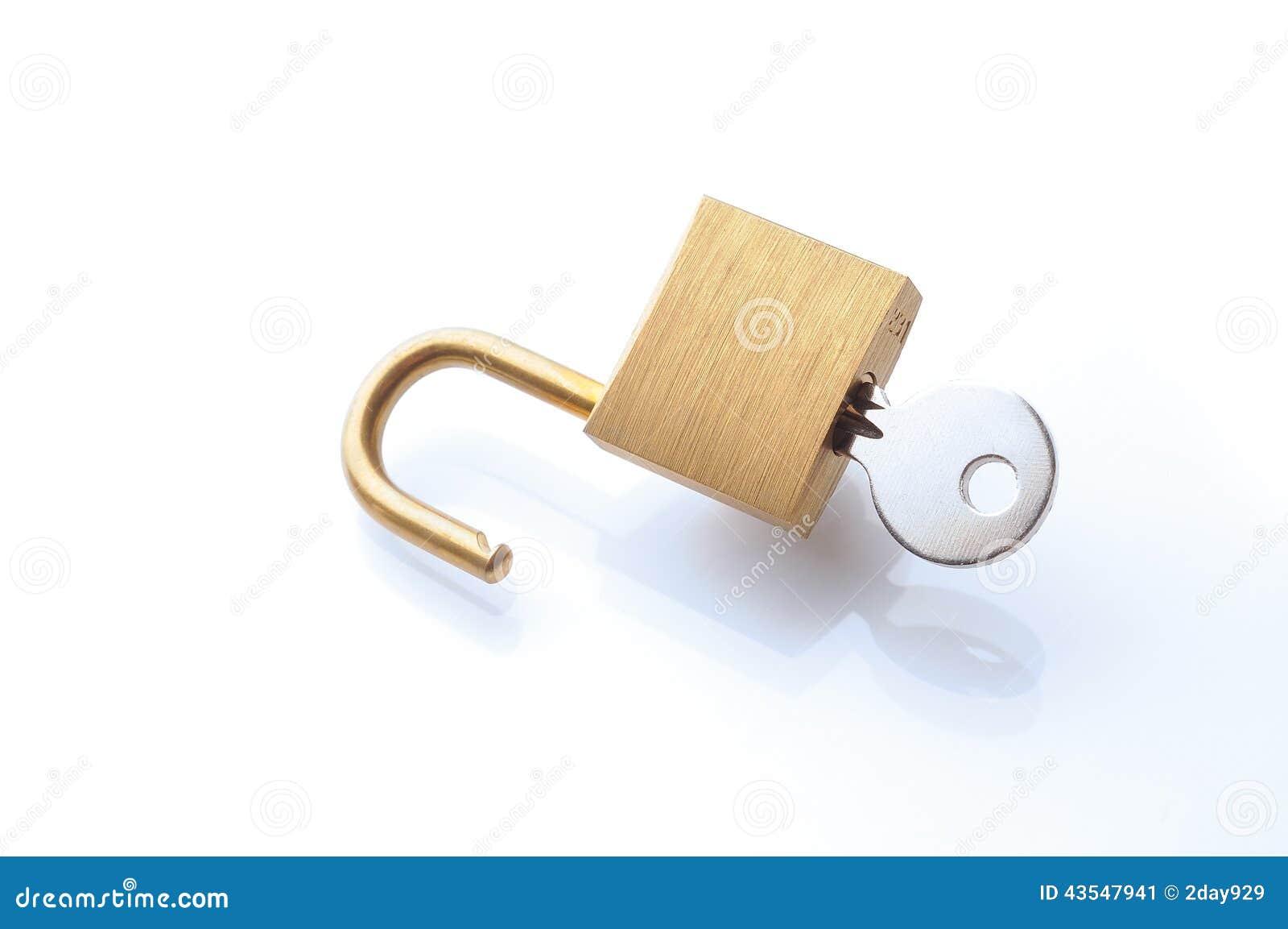 Lock And Key Stock Pho...