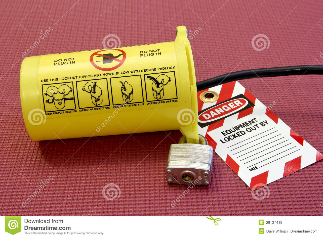 lock out tag out stock images royalty free images vectors