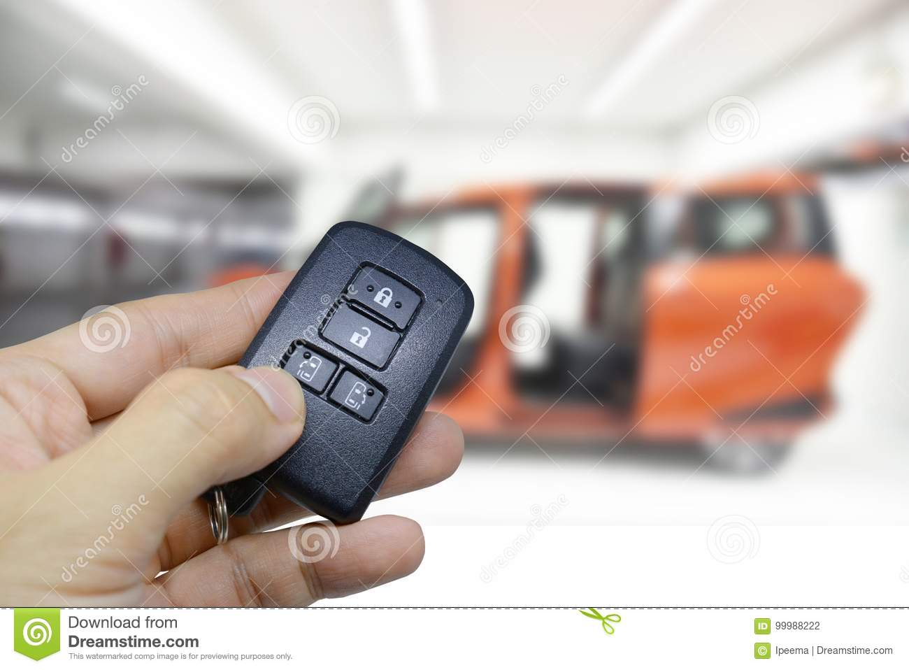 Car Remote Unlocker >> Lock And Unlock And Open The Car Door Slide With Remote Keys
