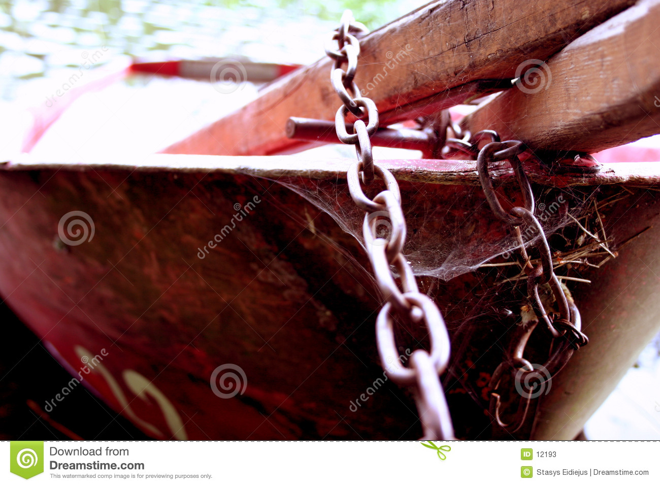 Locked boat II