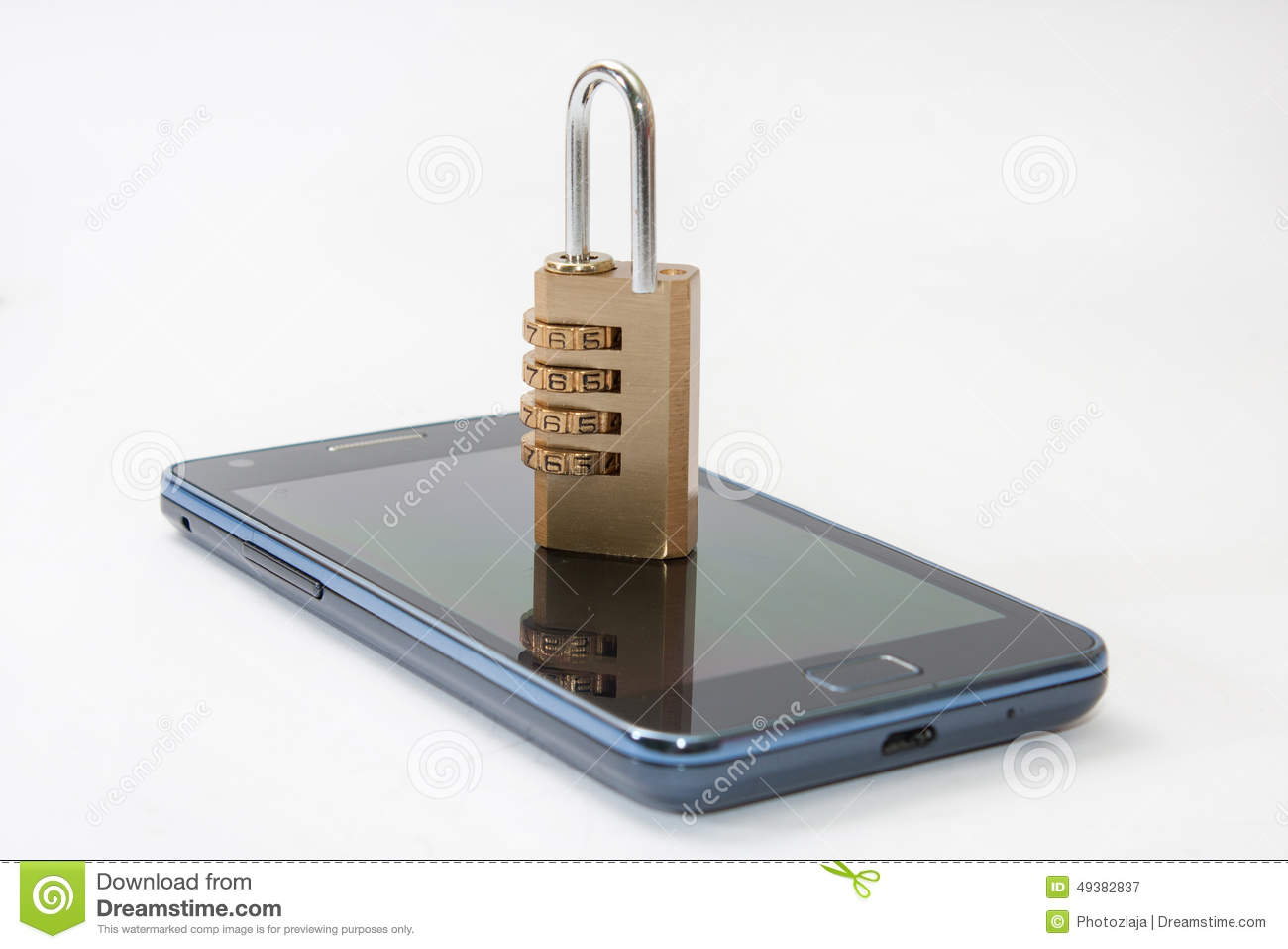 how to tell if phone is locked