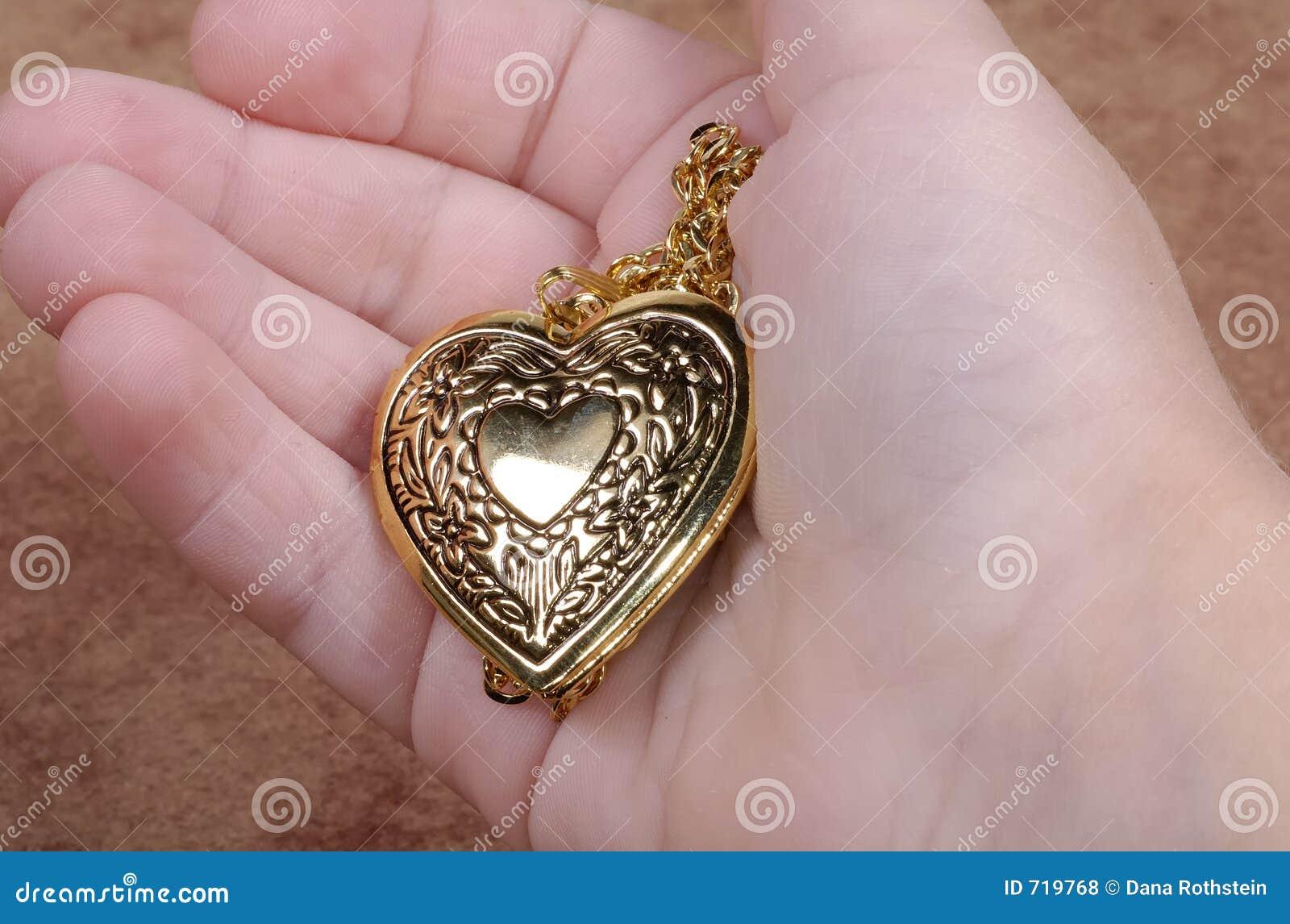 Locket del corazón