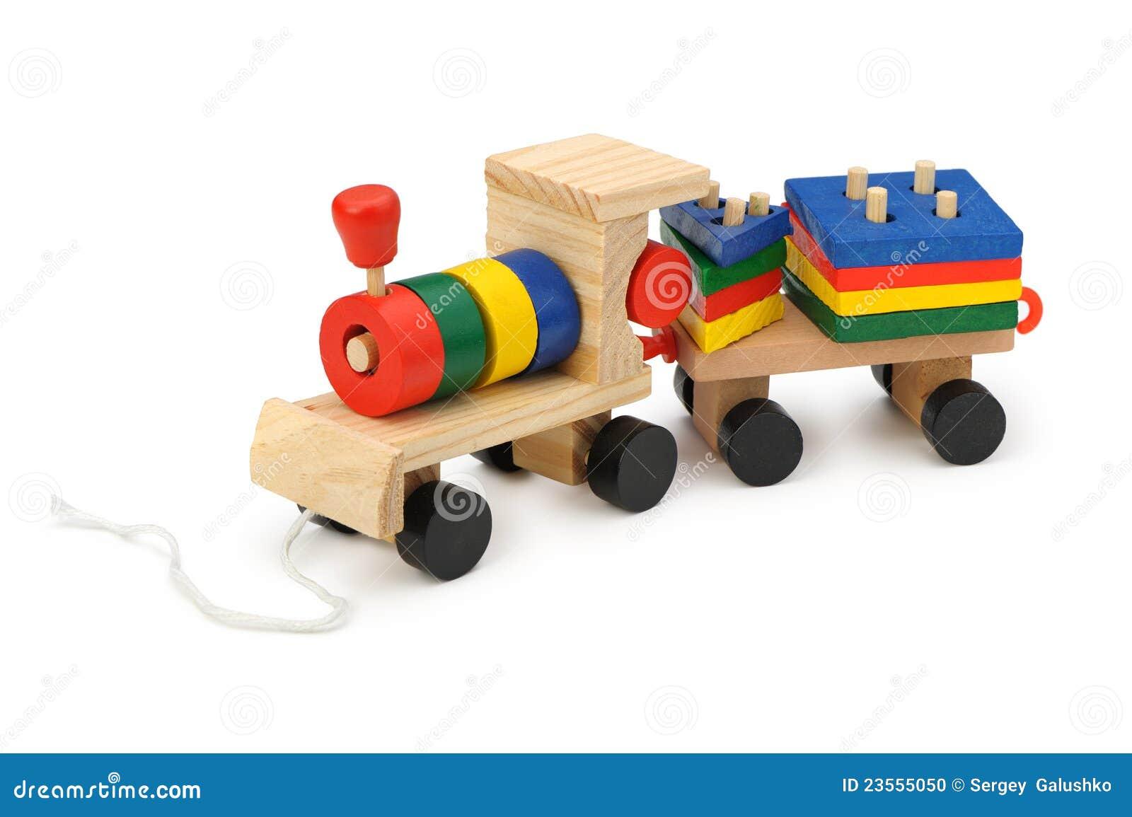 bambini di legno