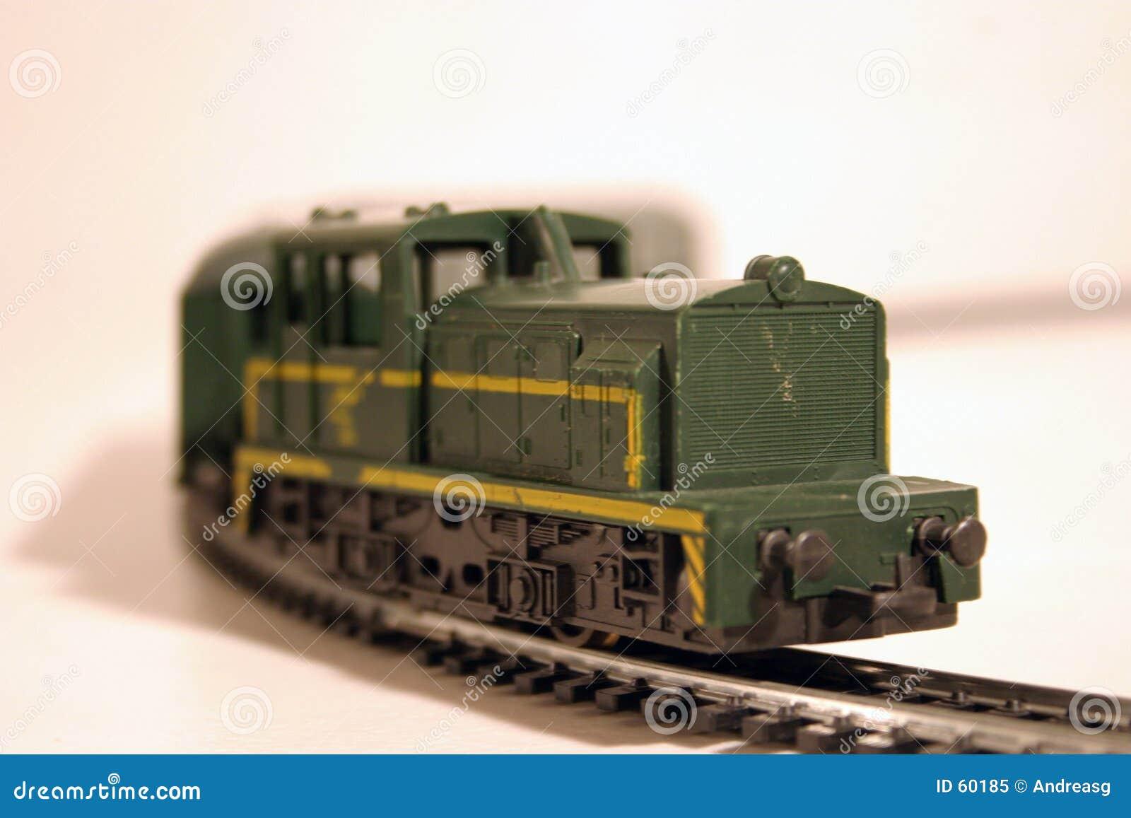 Locomotora diesel 1