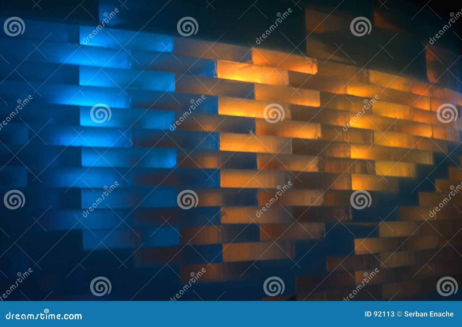 Lodowa ściana