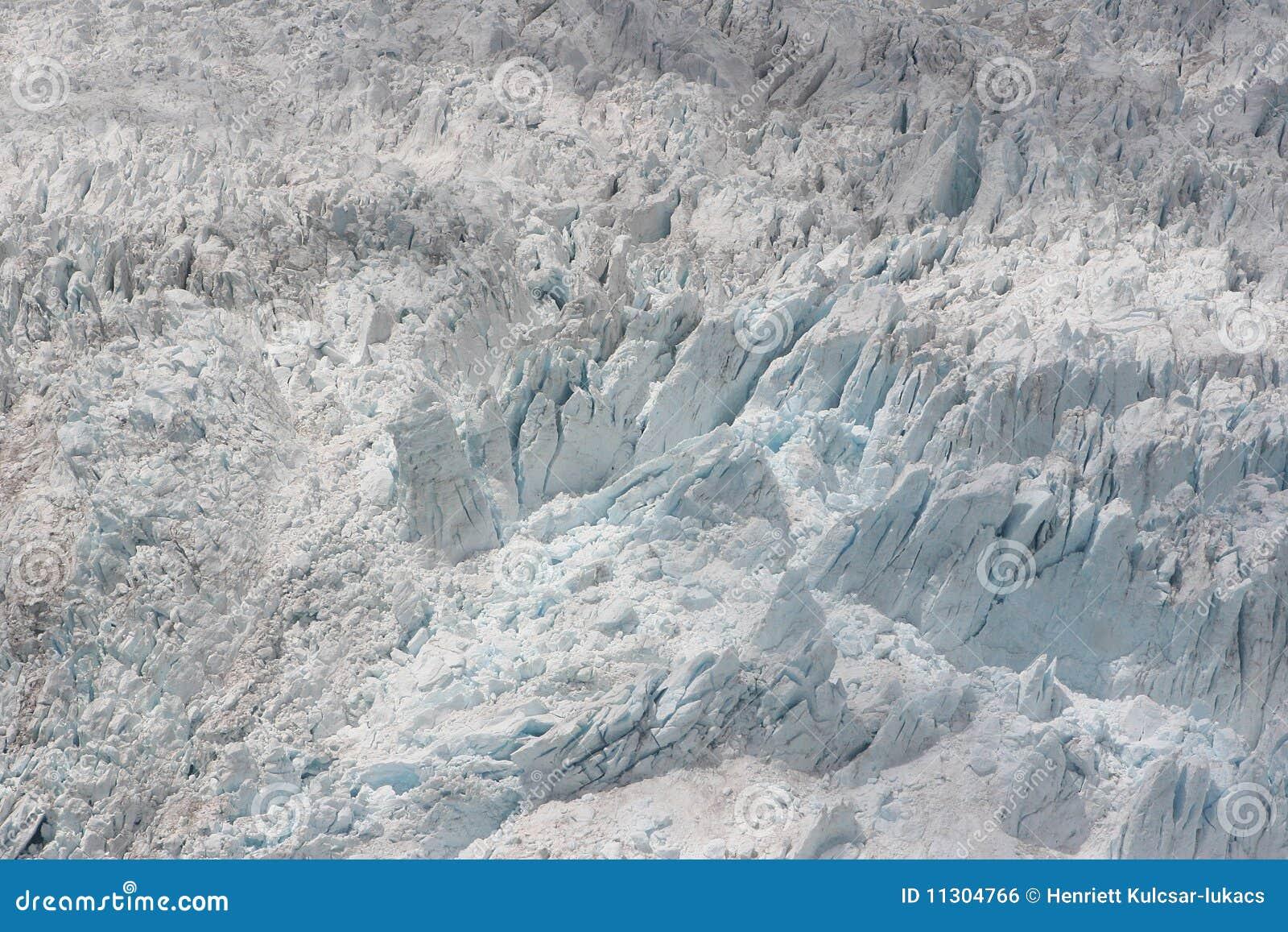 Lodowa lodu śnieg