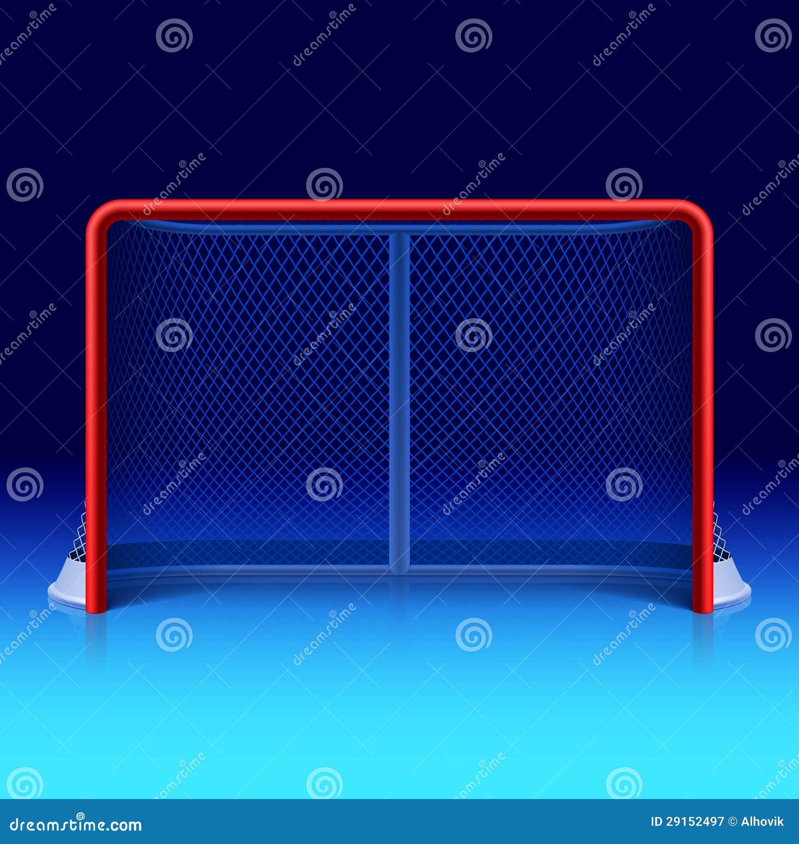 Lodowego hokeja sieć