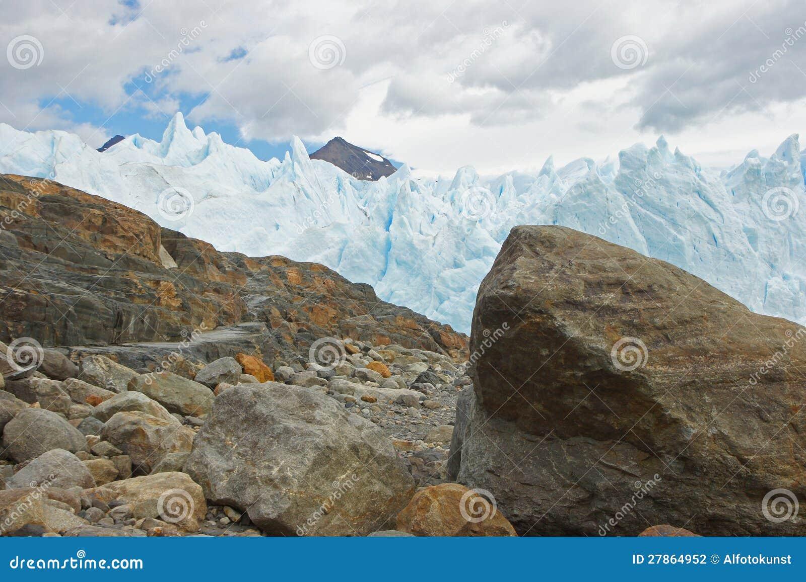 Lodowiec Perito Moreno, Patagonia, Argentyna
