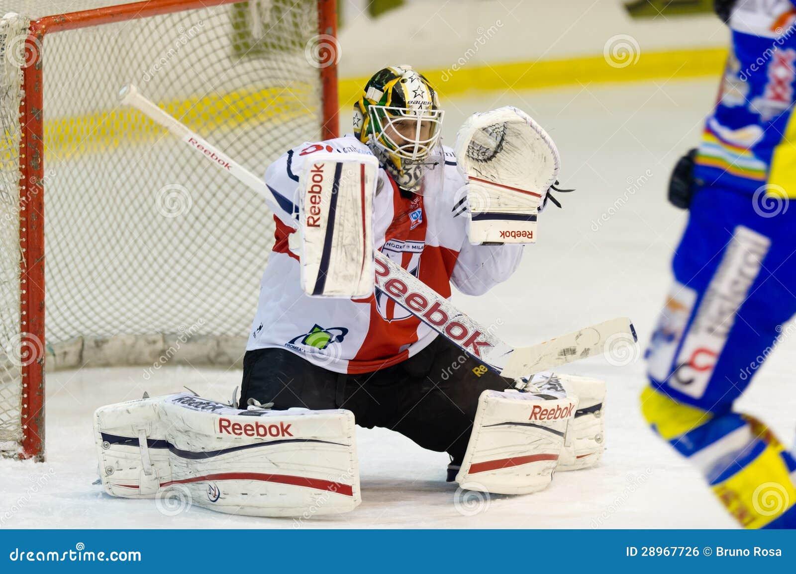 Lodowy hokej