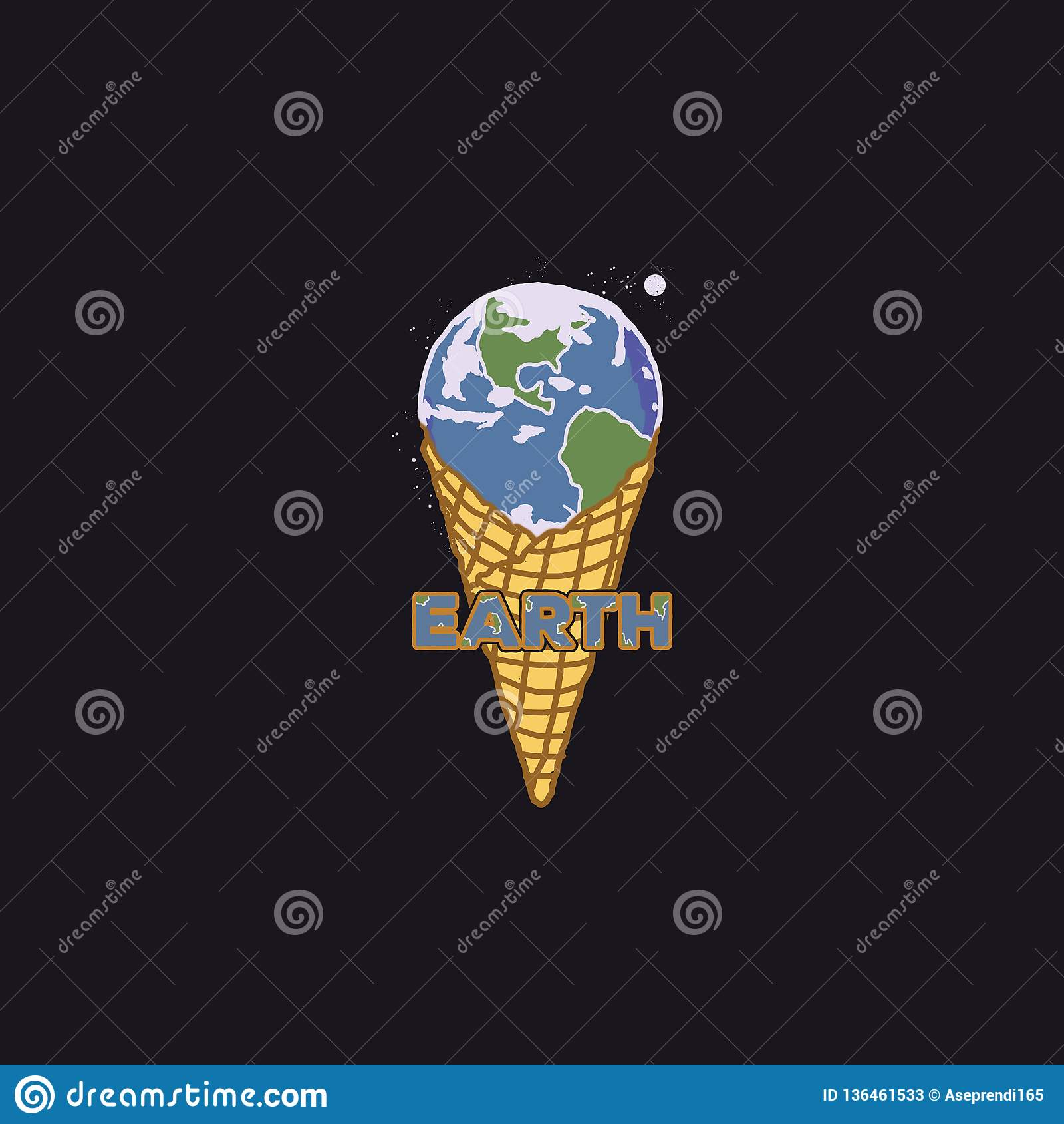 Lody świat