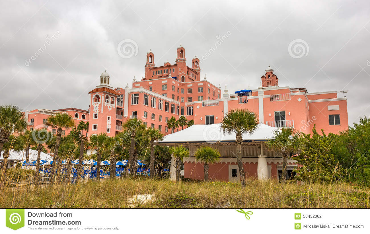 Loews don cesar hotel located in st pete beach florida for Oldest hotels in america