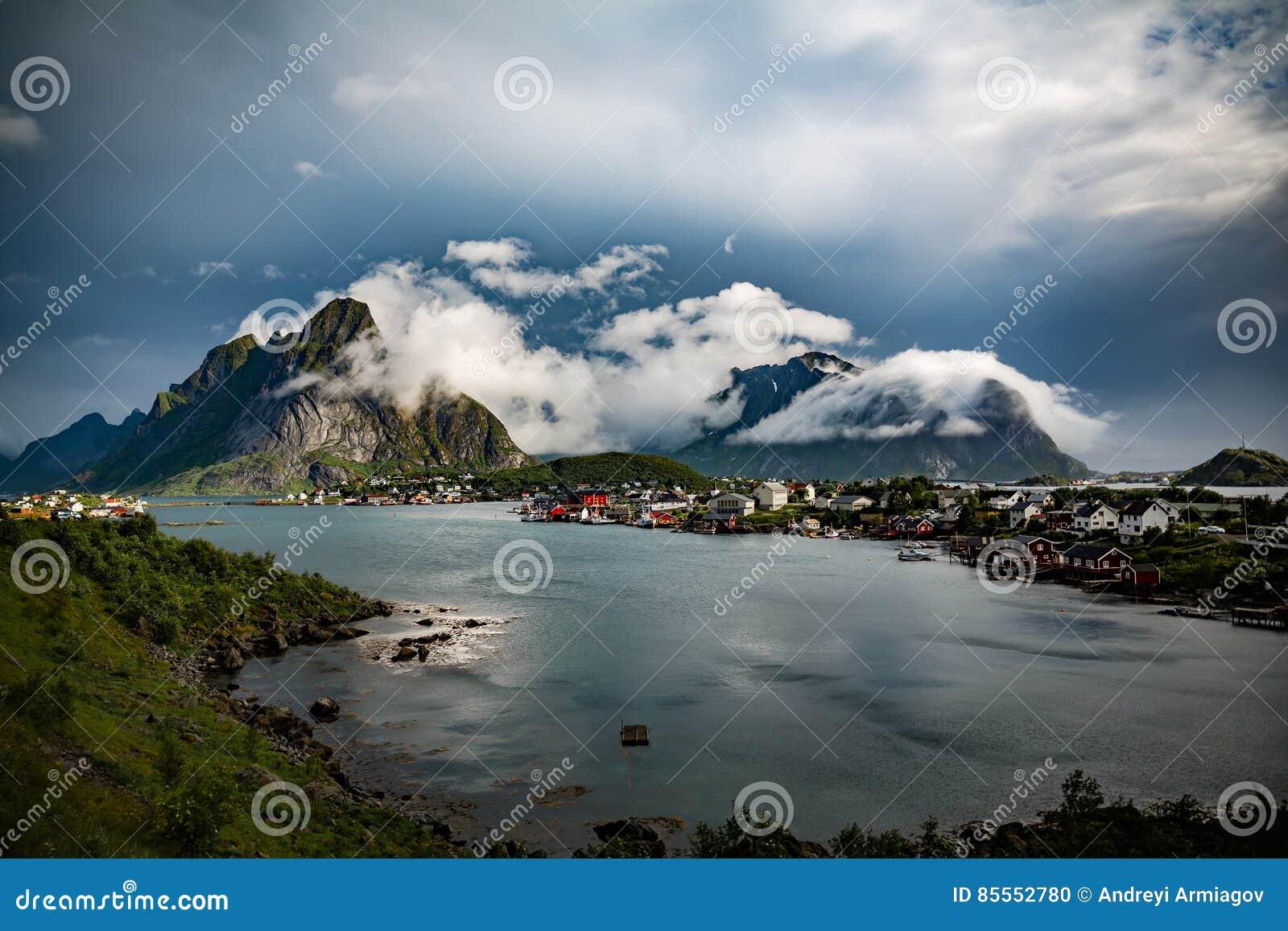 Lofoten-Archipel Norwegen
