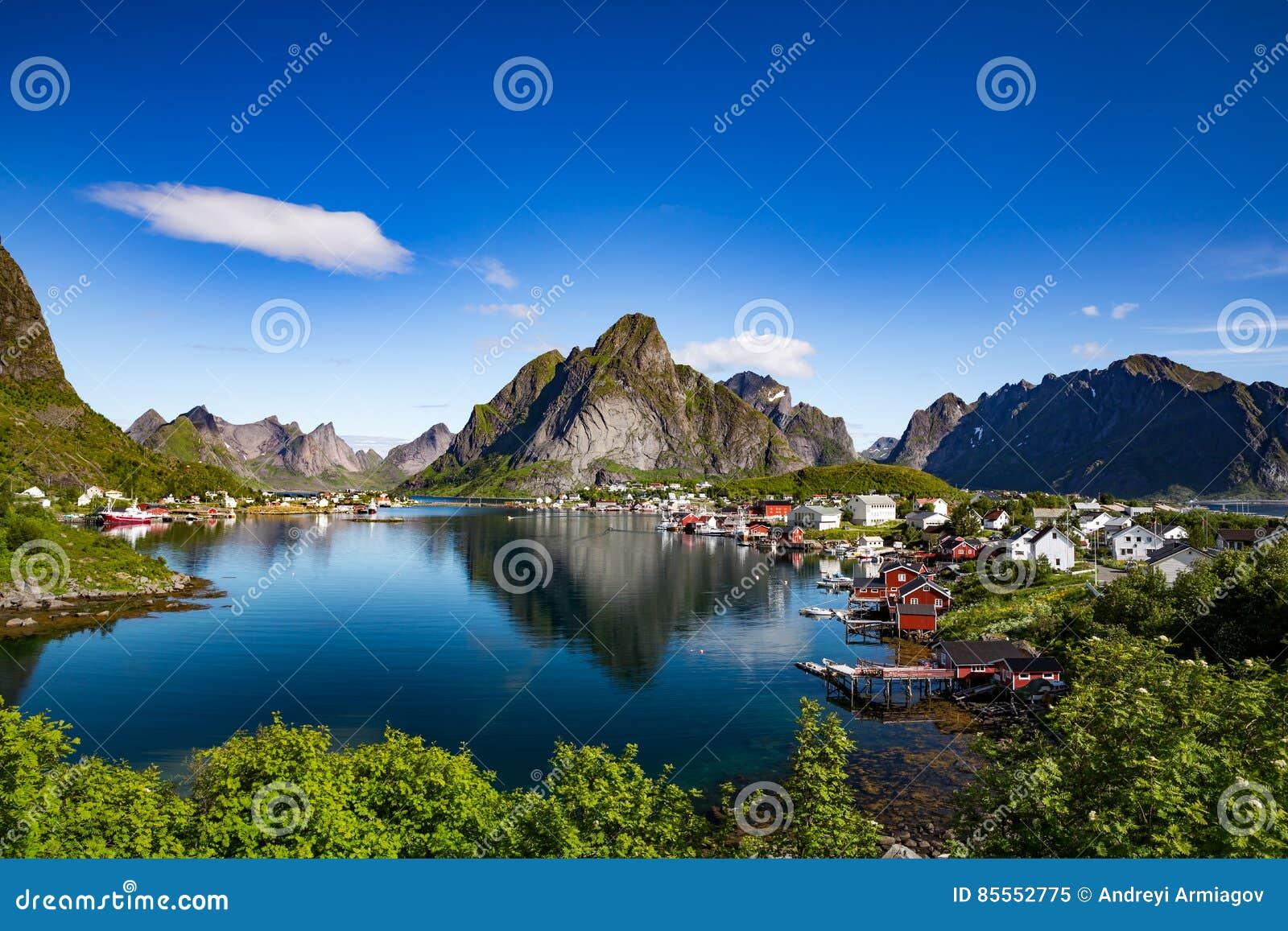 Lofoten-Archipelinseln Norwegen