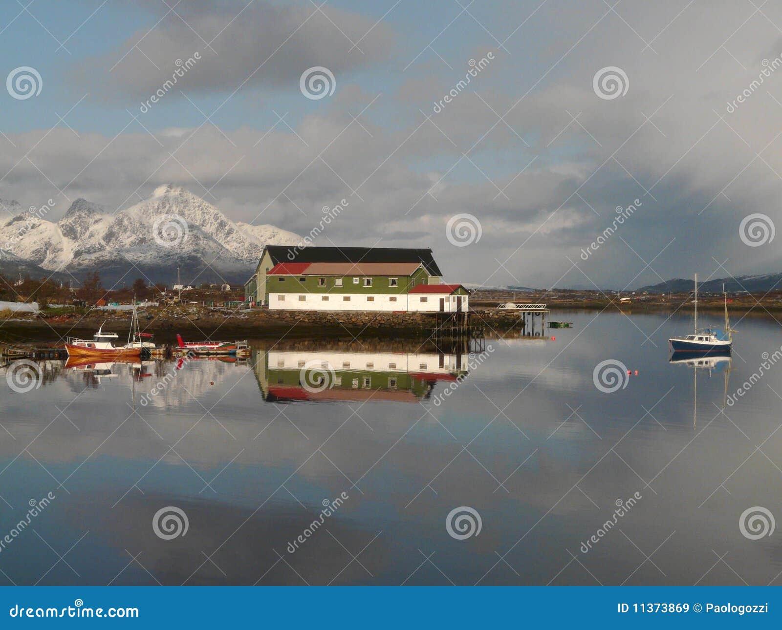 Lofoten s fjord