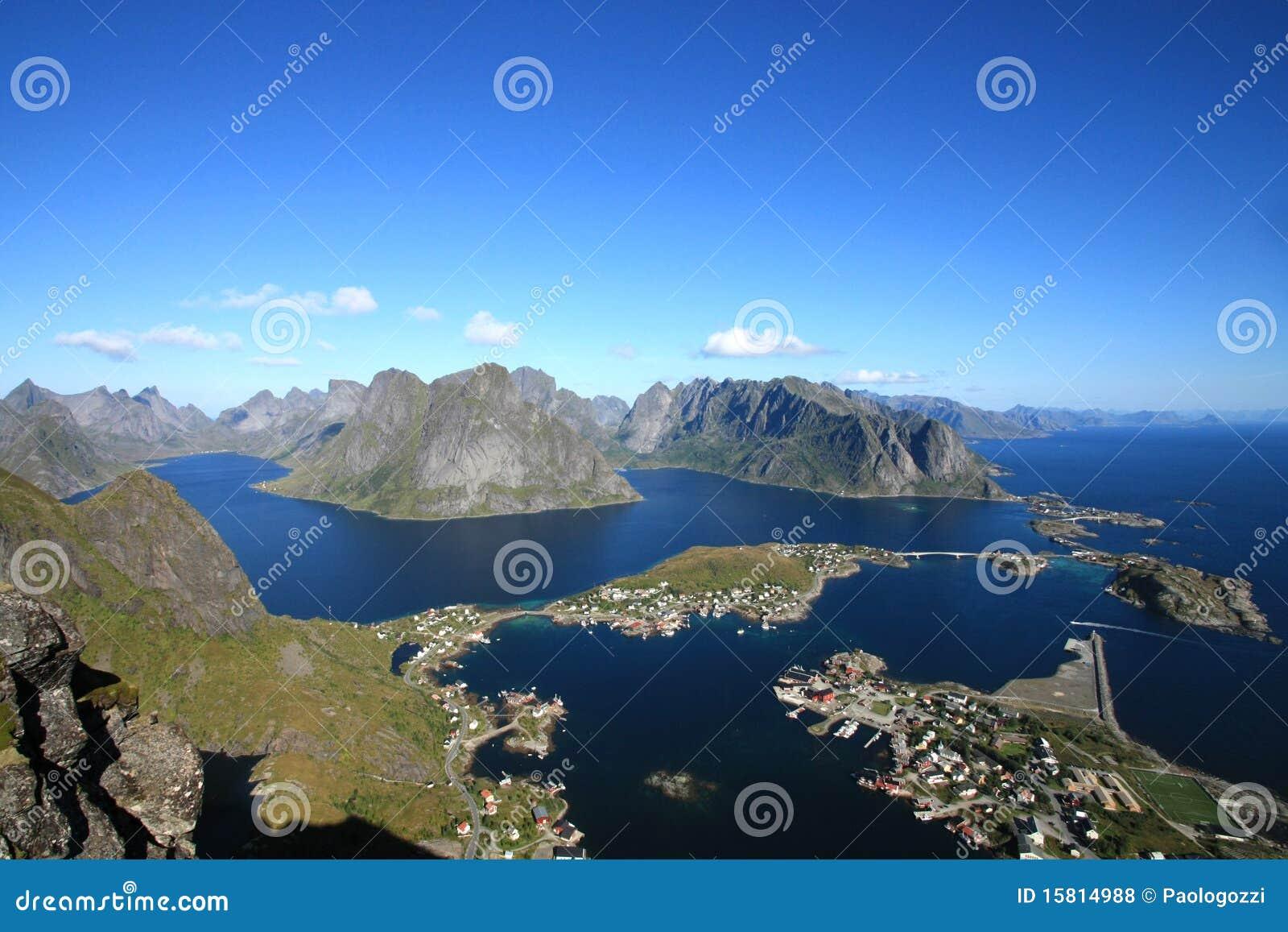 Lofoten s fjords