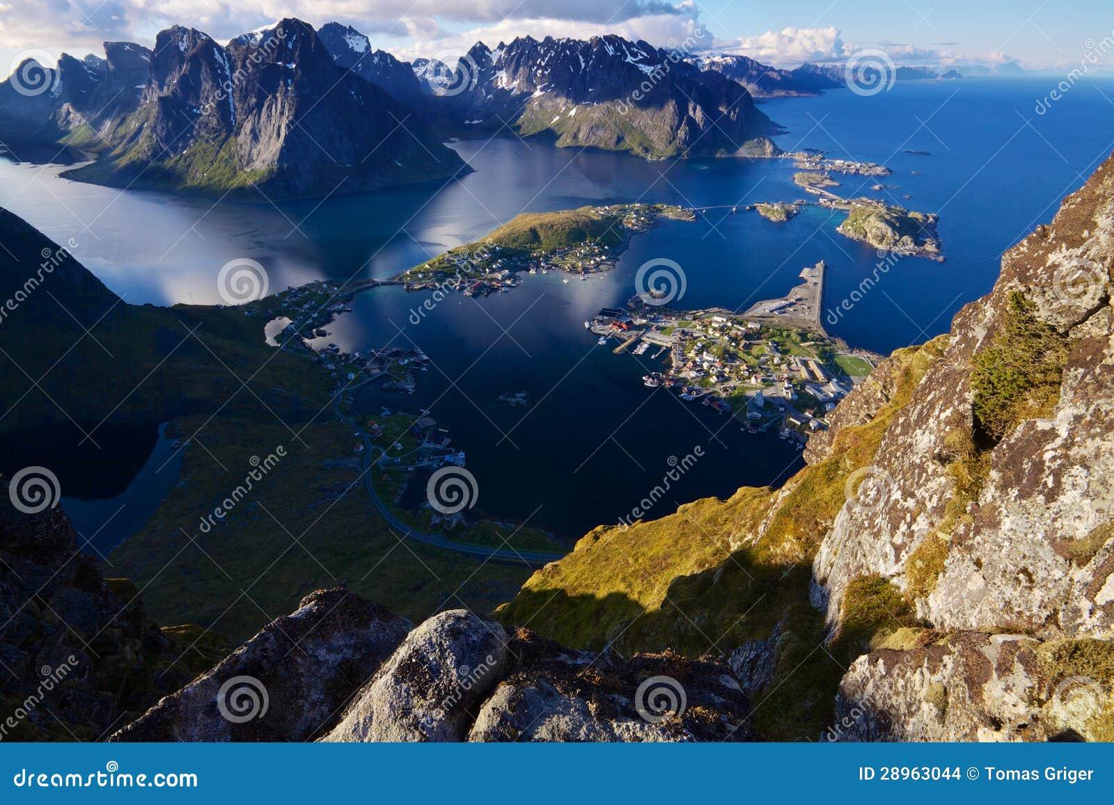 Lofoten wyspy