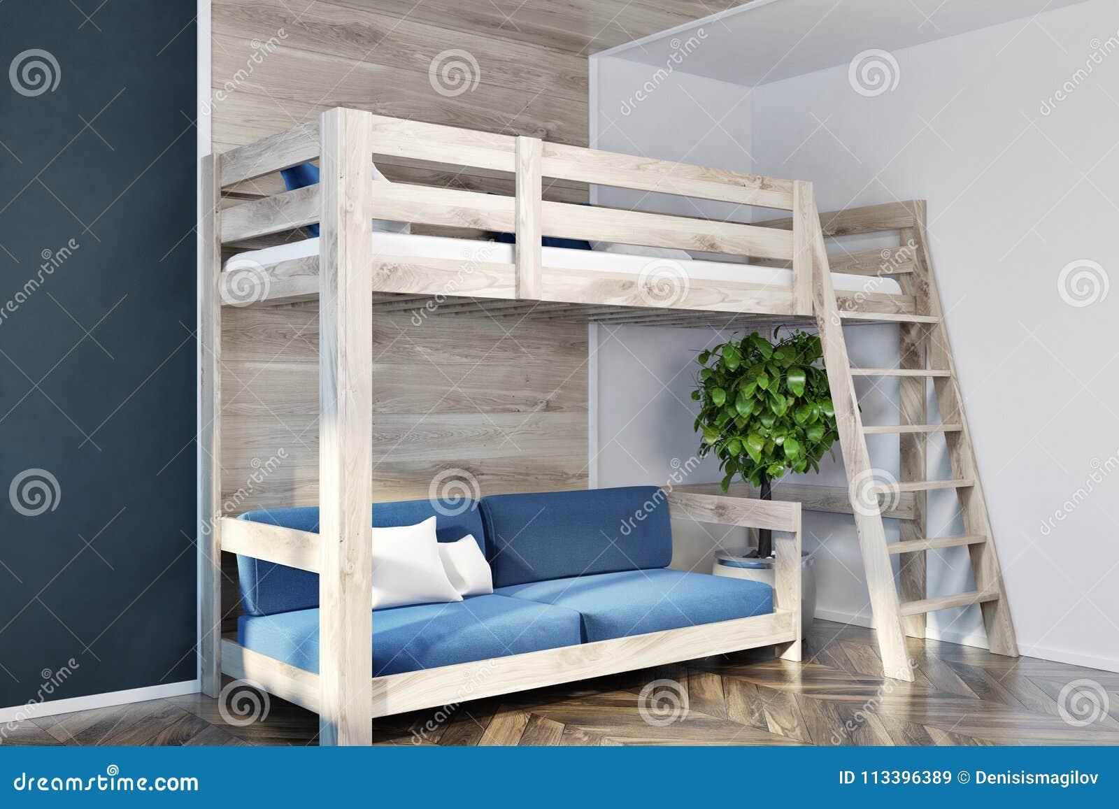 Logic Platou Carbon Bunk Bed With Sofa Formatiiptnunta Ro