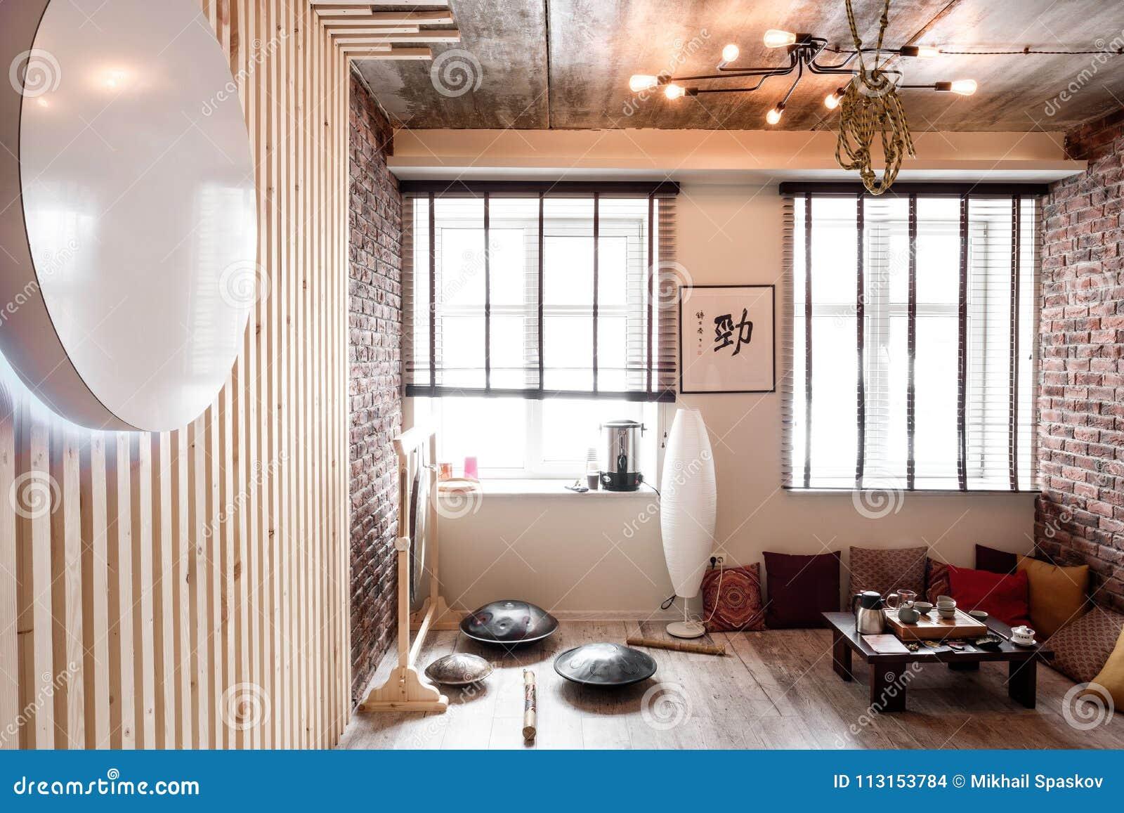 Rustic cabin flooring design decoration ideas loft