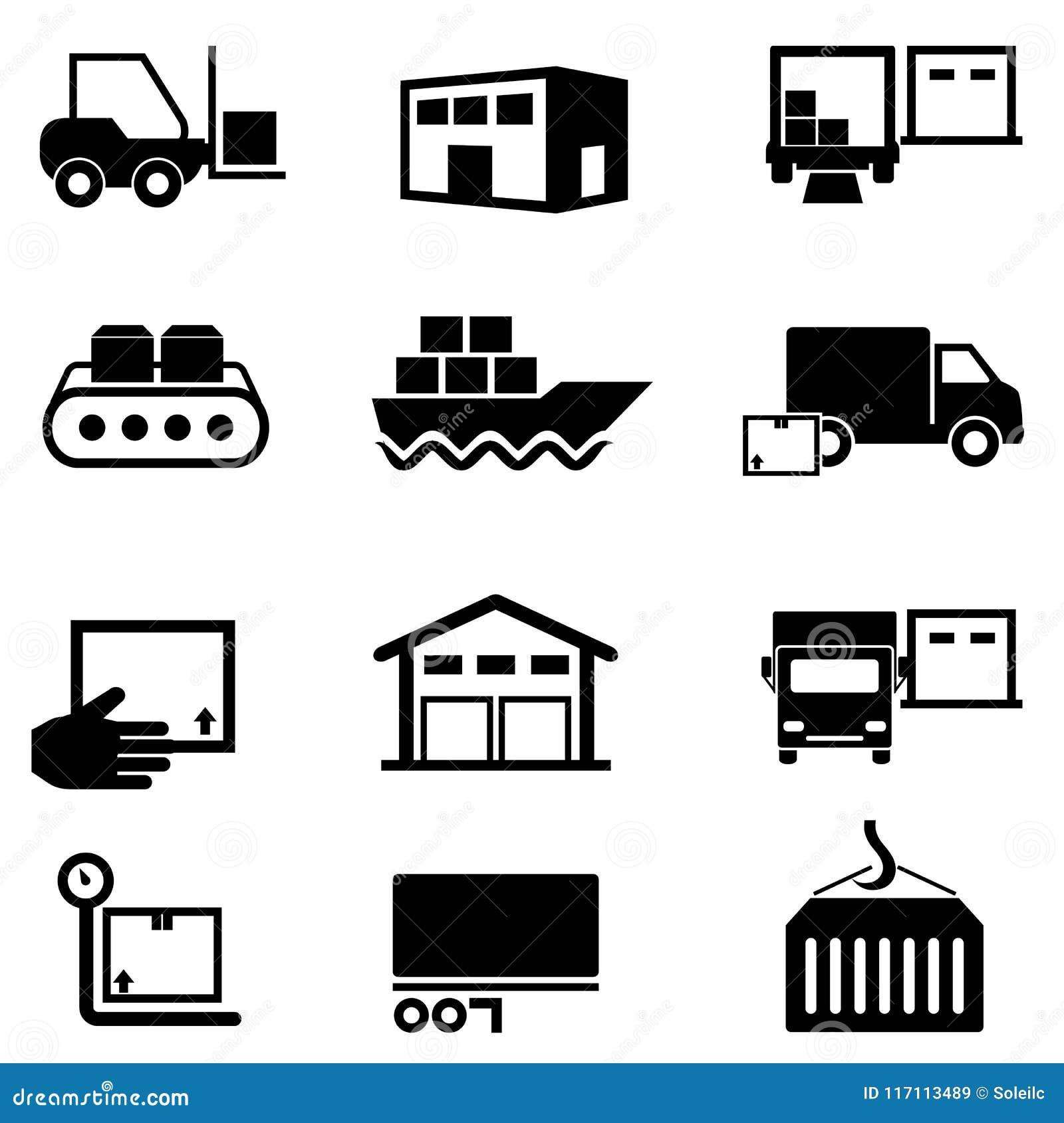Logística, cadeia de aprovisionamento, distribuição, armazenando e enviando