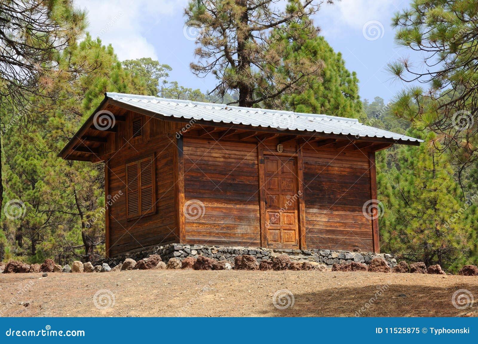 Log Cabin Royalty Free Stock Photo Image 11525875