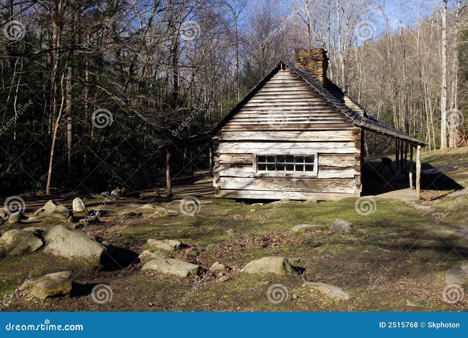 Log Cabin Royalty Free Stock Photos Image 2515768