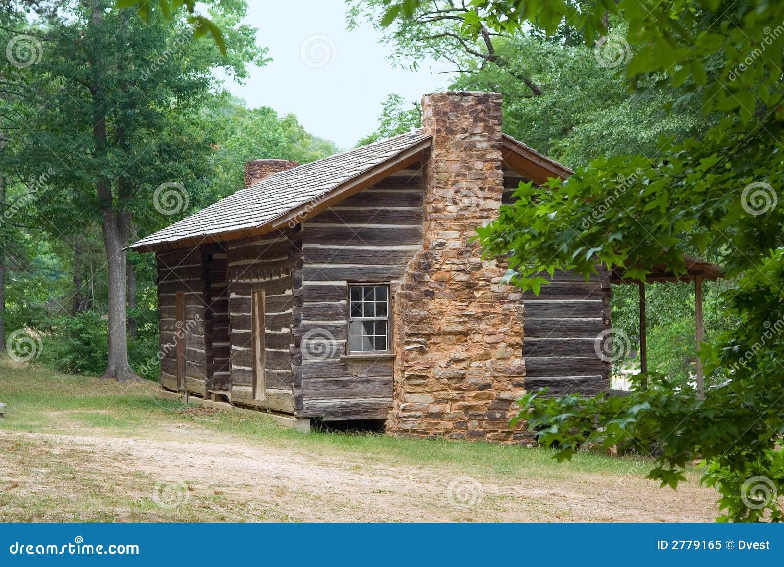 Log Cabin Royalty Free Stock Photo Image 2779165