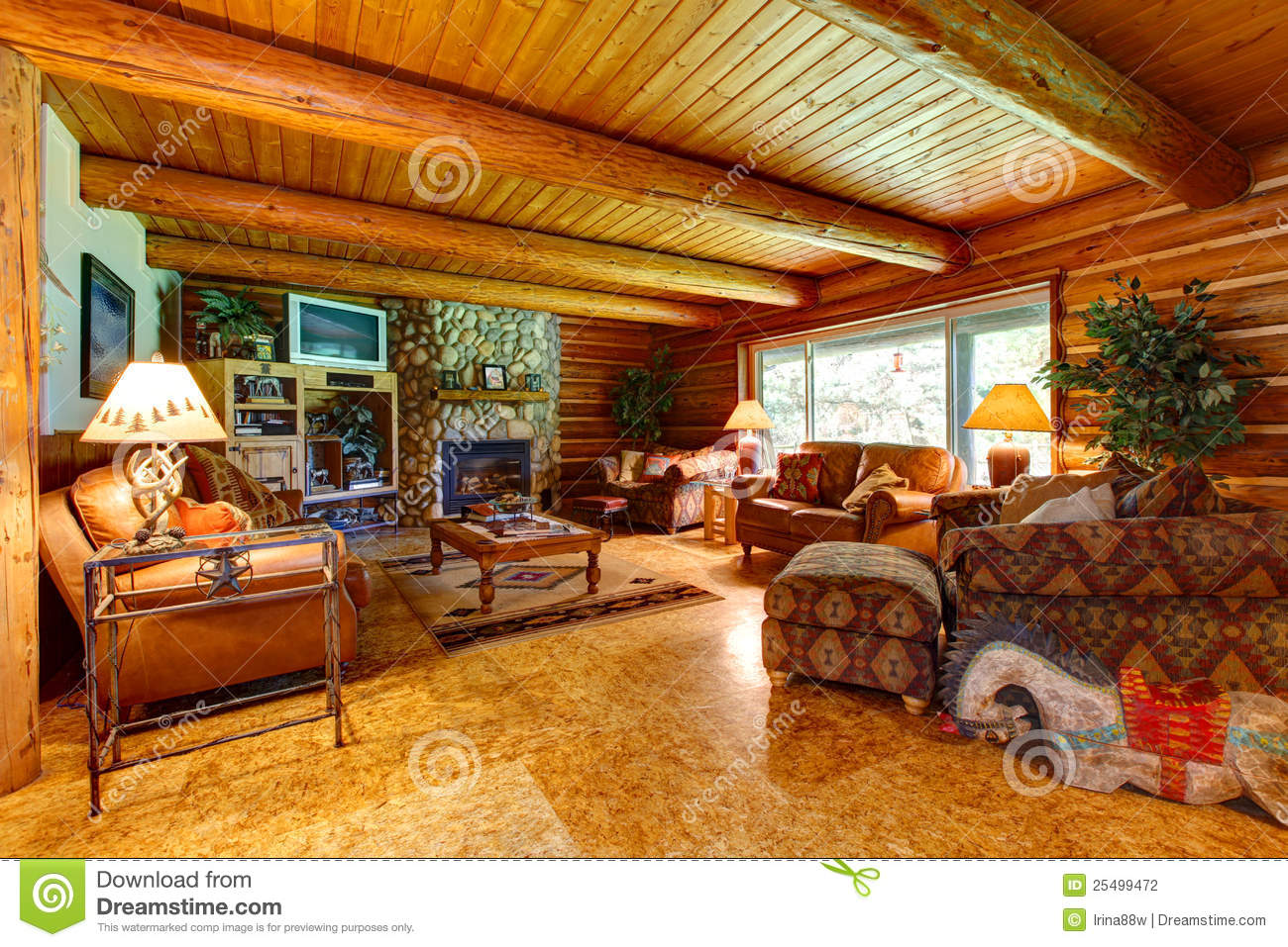 Log home photo album as well Banff Log Cabin Guesthouse together with Stock Images Log Cabin Home Interior Warm Fireplace Wood Flames Image479764 further Rustic Decorating Ideas For Living Rooms moreover Stock Photography Log Cabin Living Room Interior Image25499472. on rustic log cabin living area