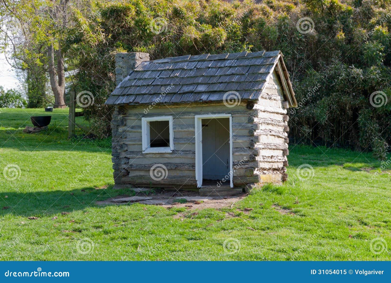 Log Cabin Royalty Free Stock Photo Image 31054015